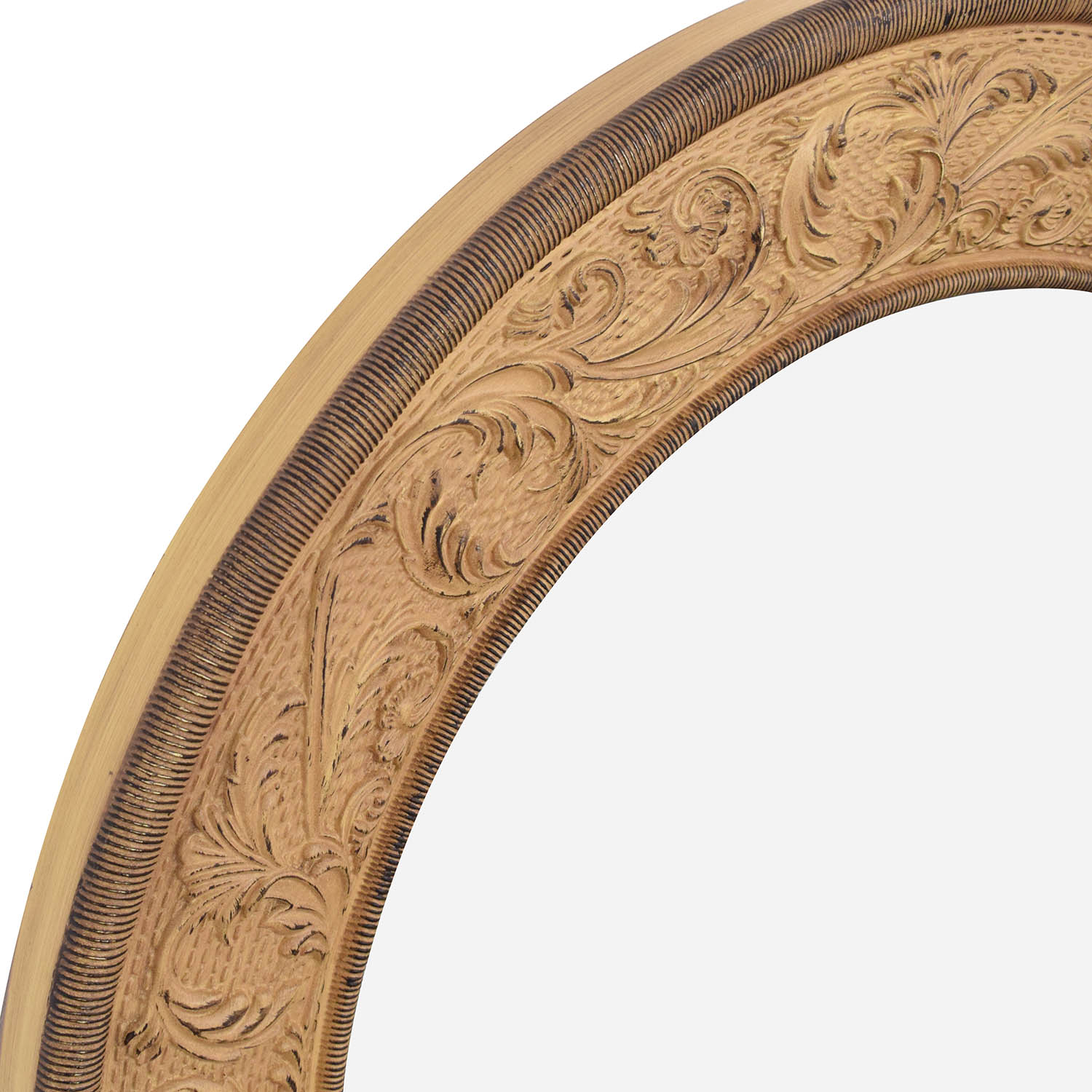 buy Round Framed Accent Mirror One Kings Lane