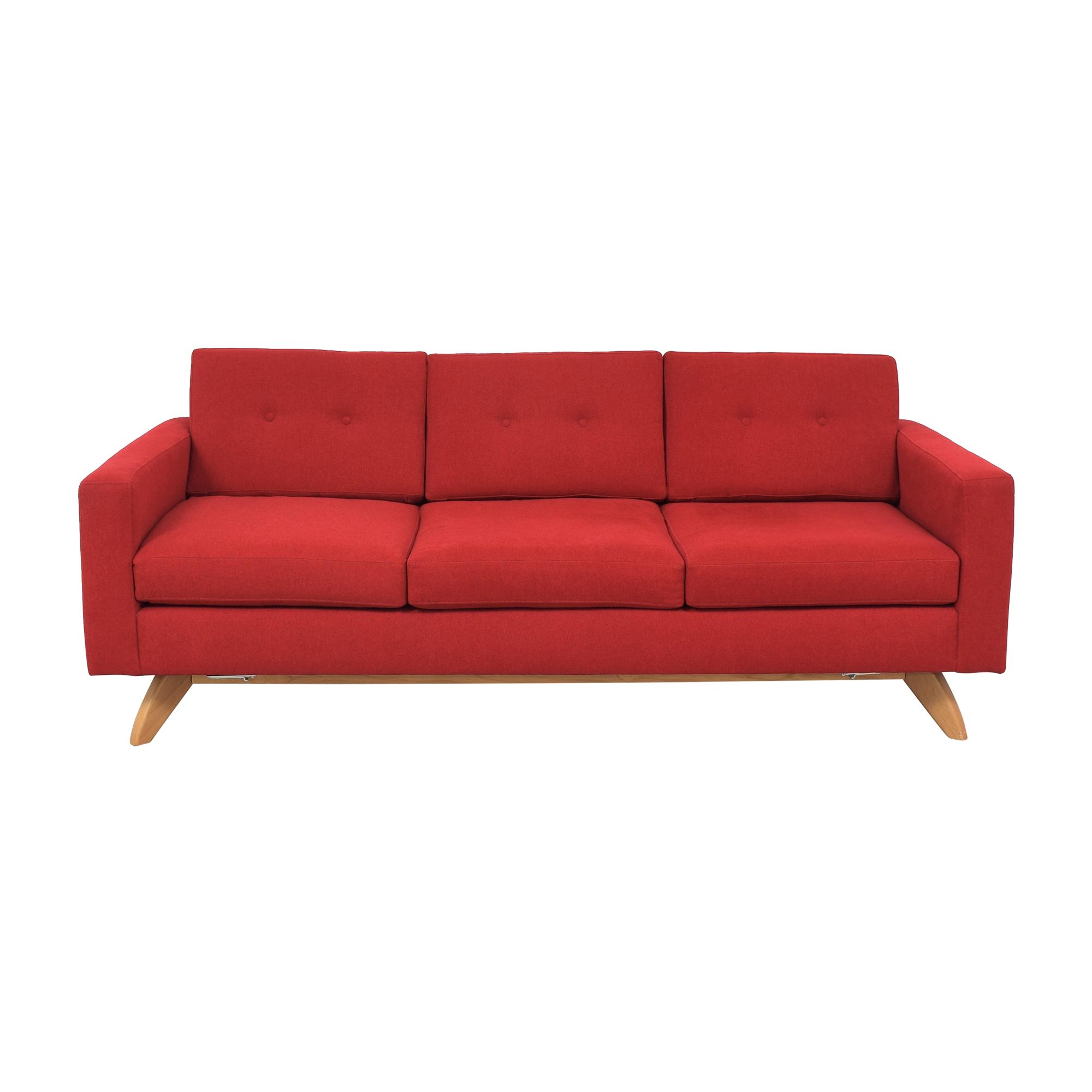 shop TrueModern TrueModern Luna Loft Sofa online