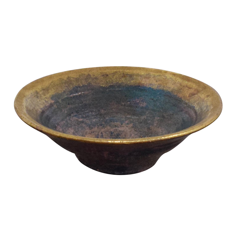 Custom Decorative Bowl used