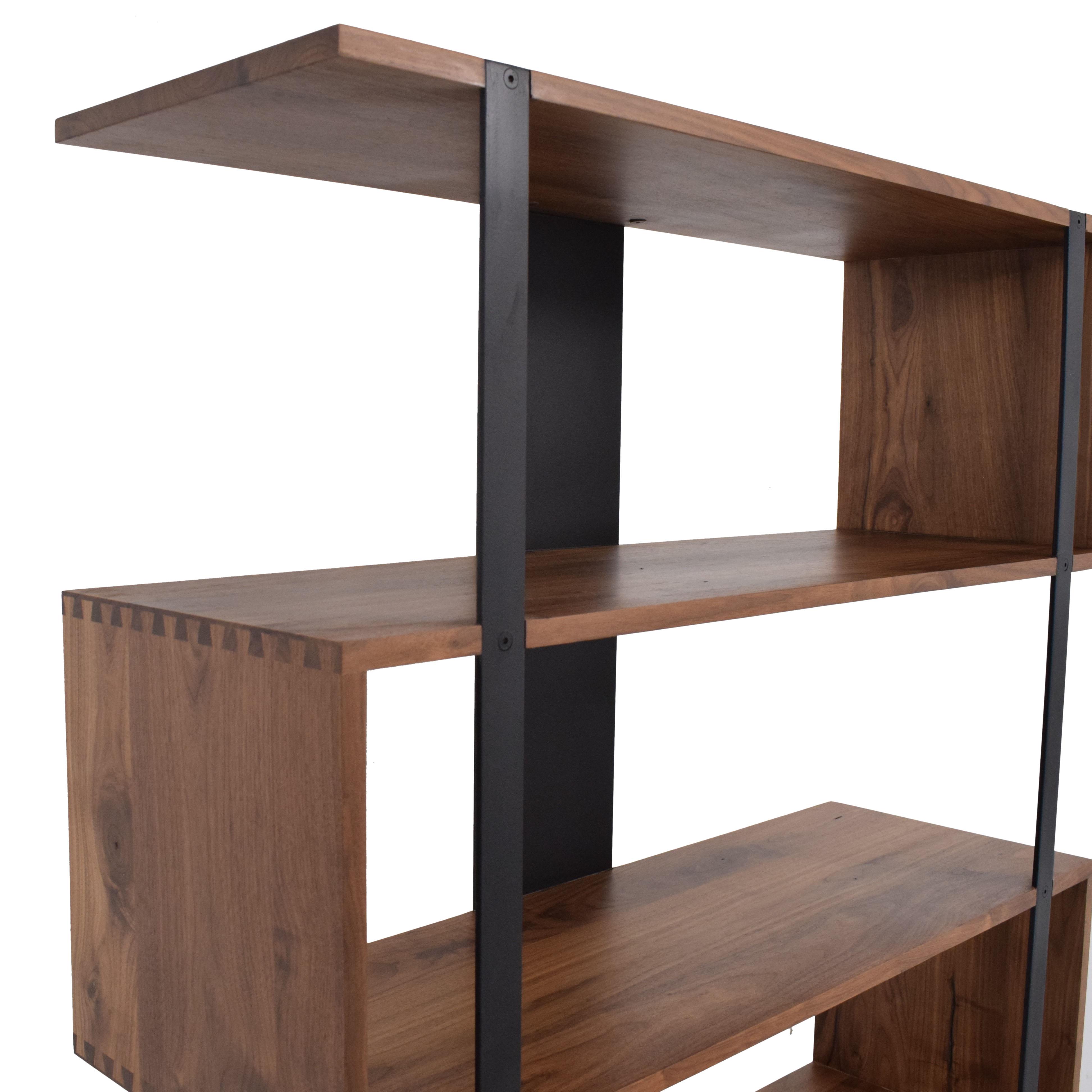 Crate & Barrel Crate & Barrel Austin Room Divider Storage