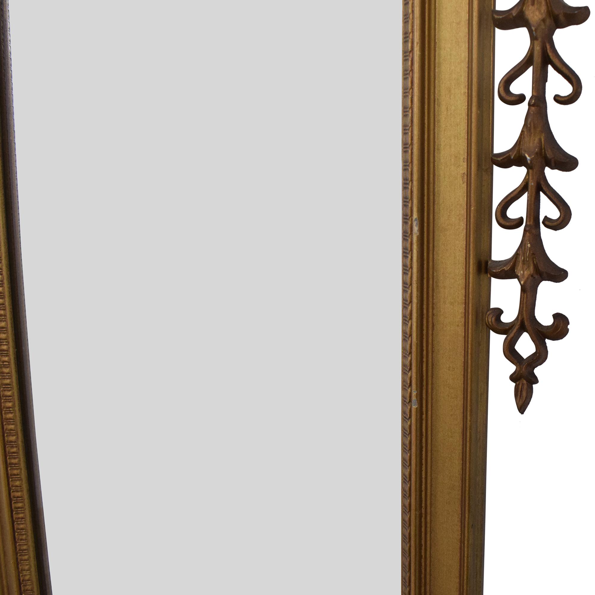 Vintage Style Decorative Mirror second hand
