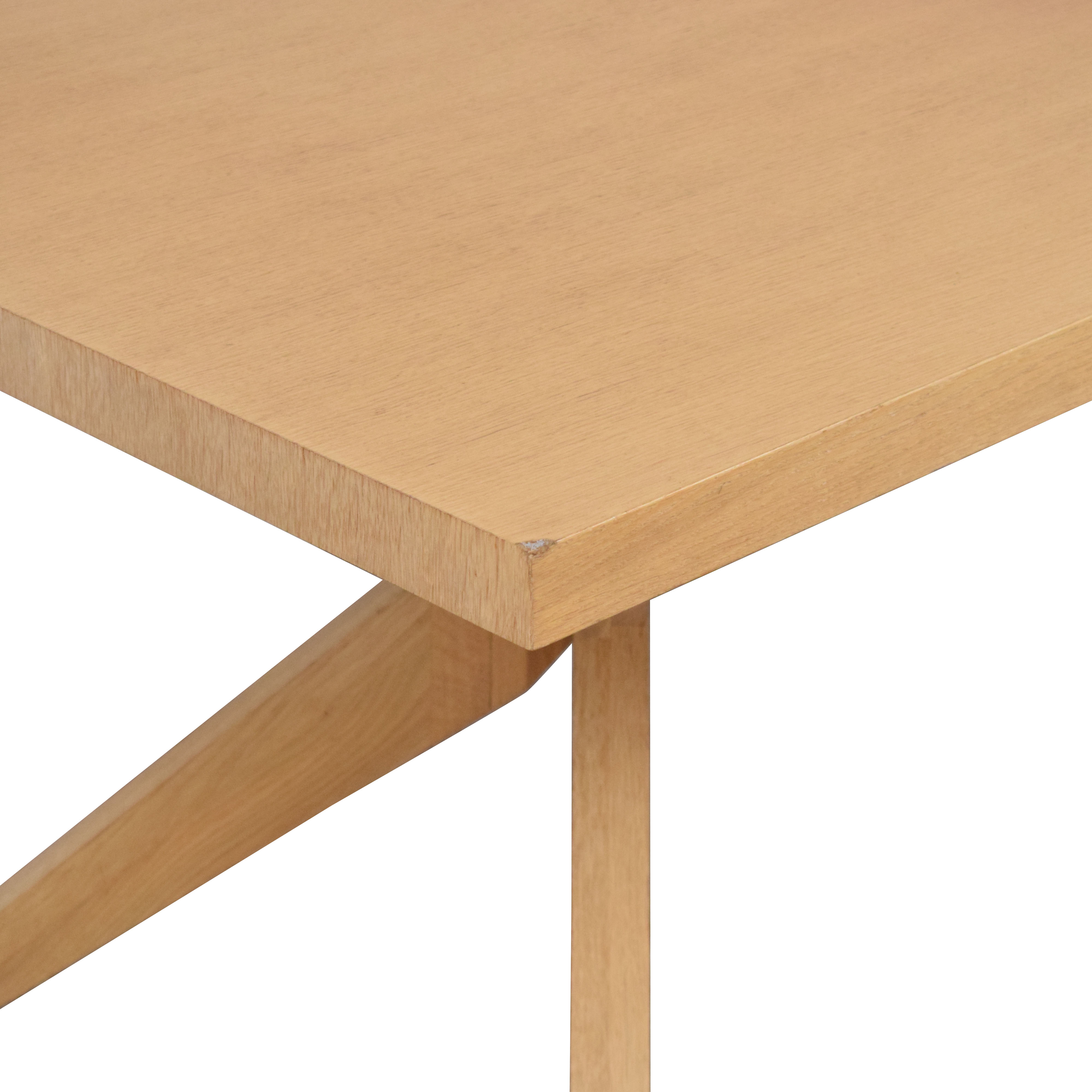 Design Within Reach Design Within Reach Case Cross Extension Table nyc