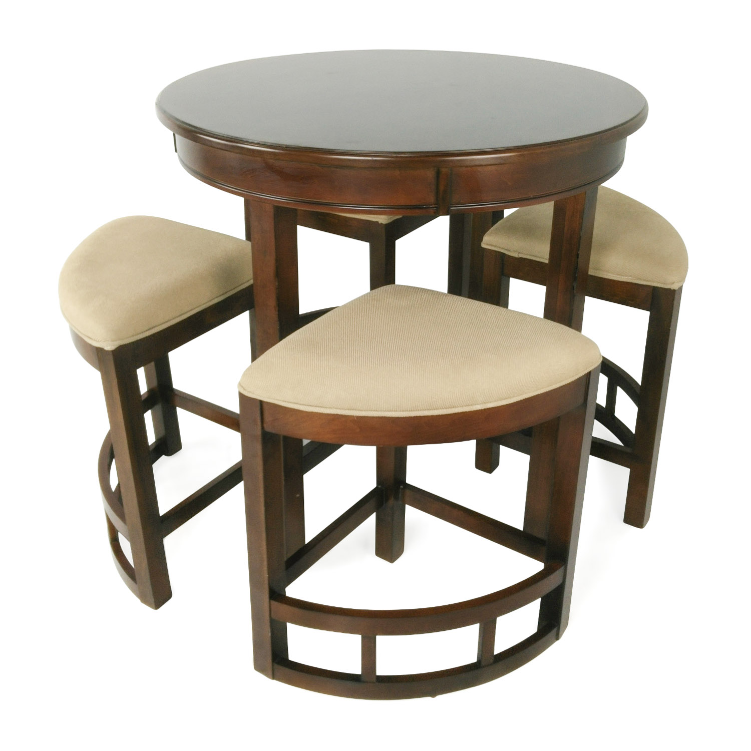Broyhill Solid Wood Round Dining Set Tables