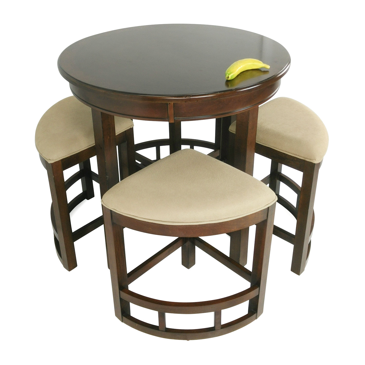 Broyhill Solid Wood Round Dining Set nj