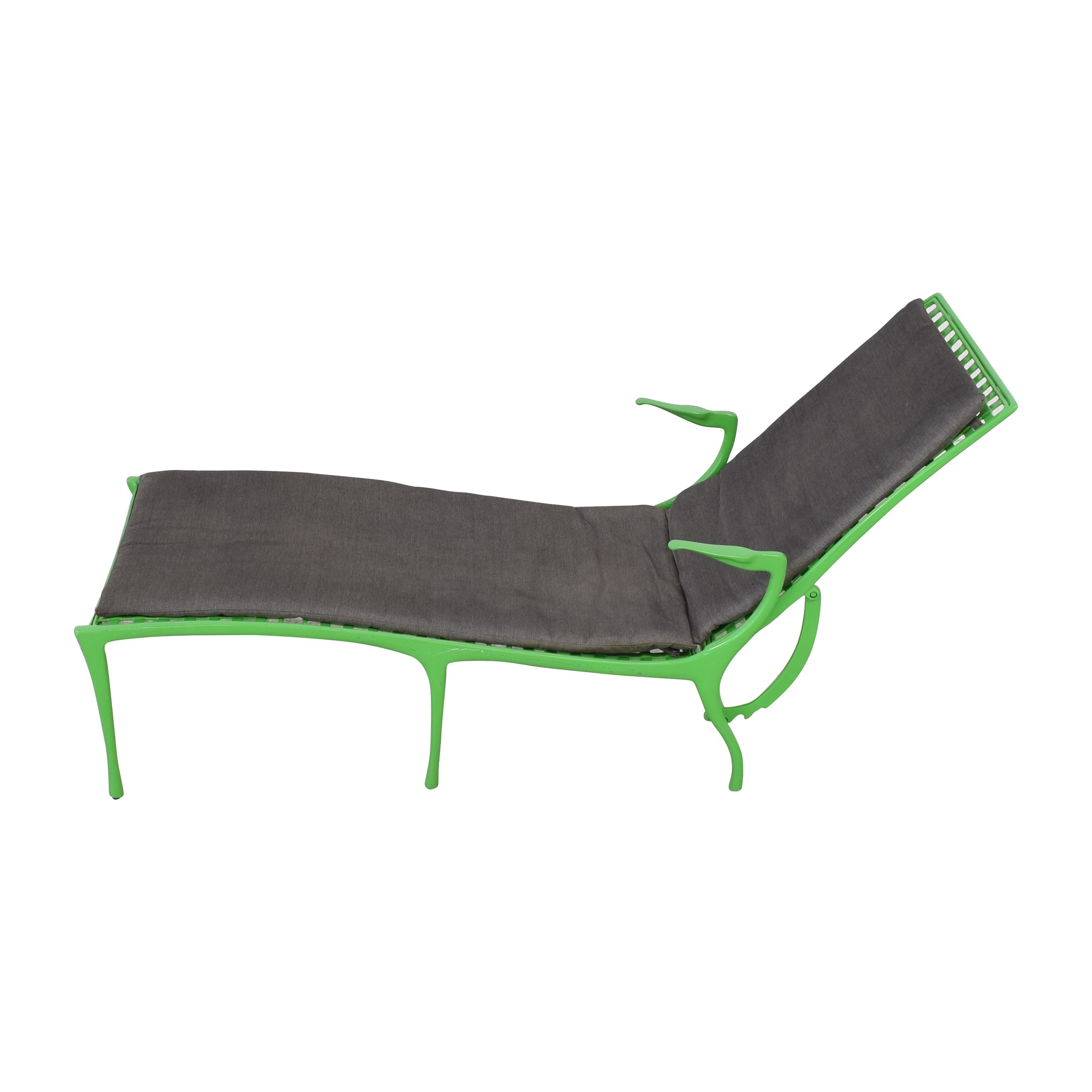 buy Design Within Reach Sol y Luna Chaise Design Within Reach