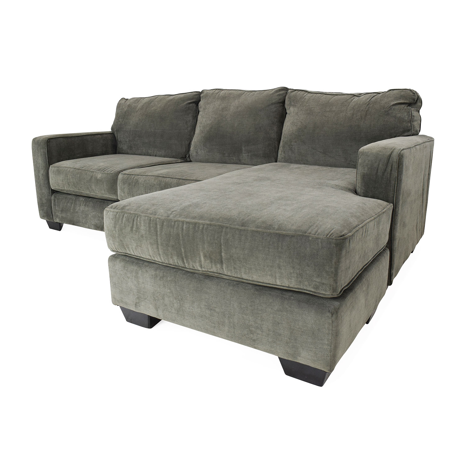 54% OFF Jennifer Convertibles Jennifer Convertibles Sectional