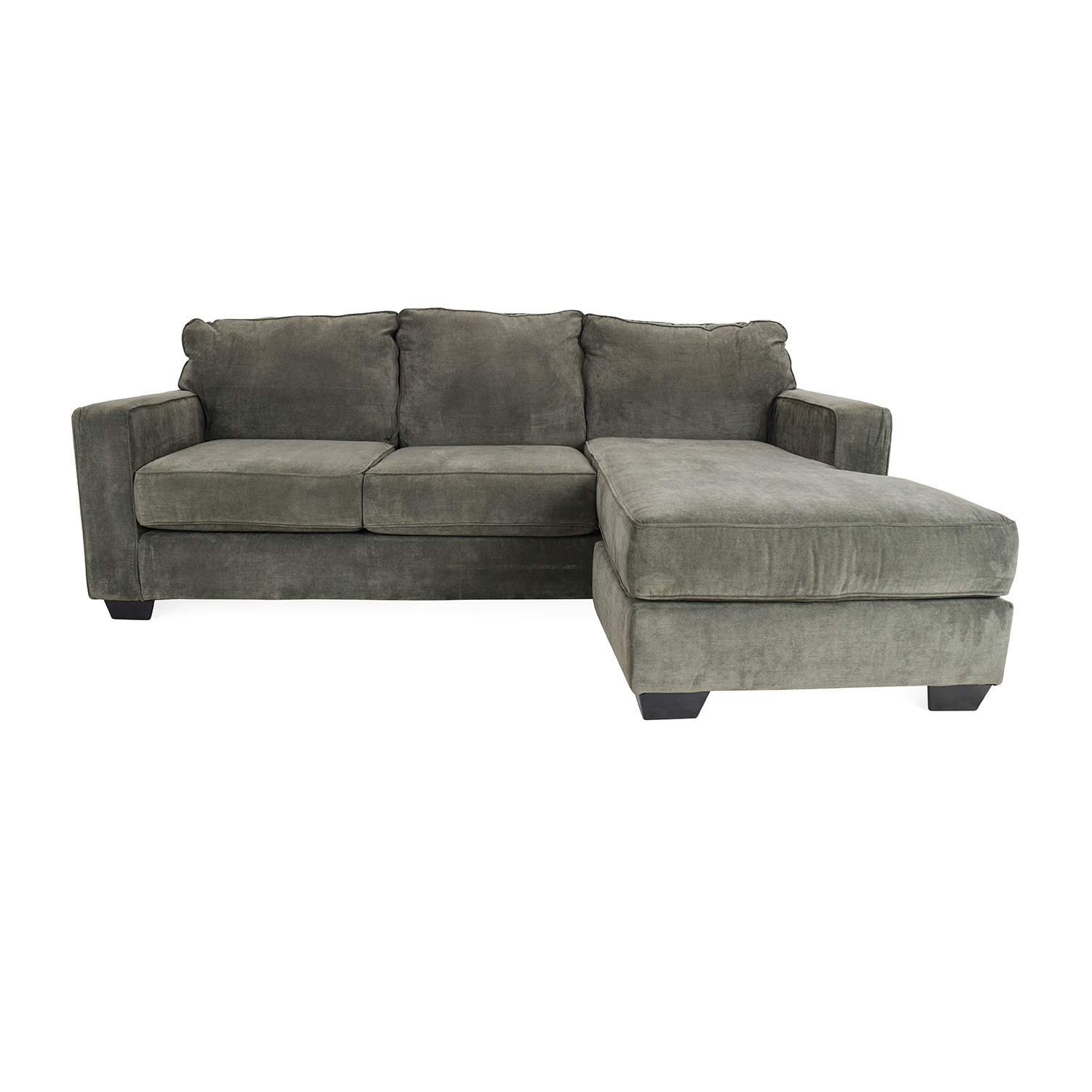 Jennifer Convertibles Sectional Sofa  sale