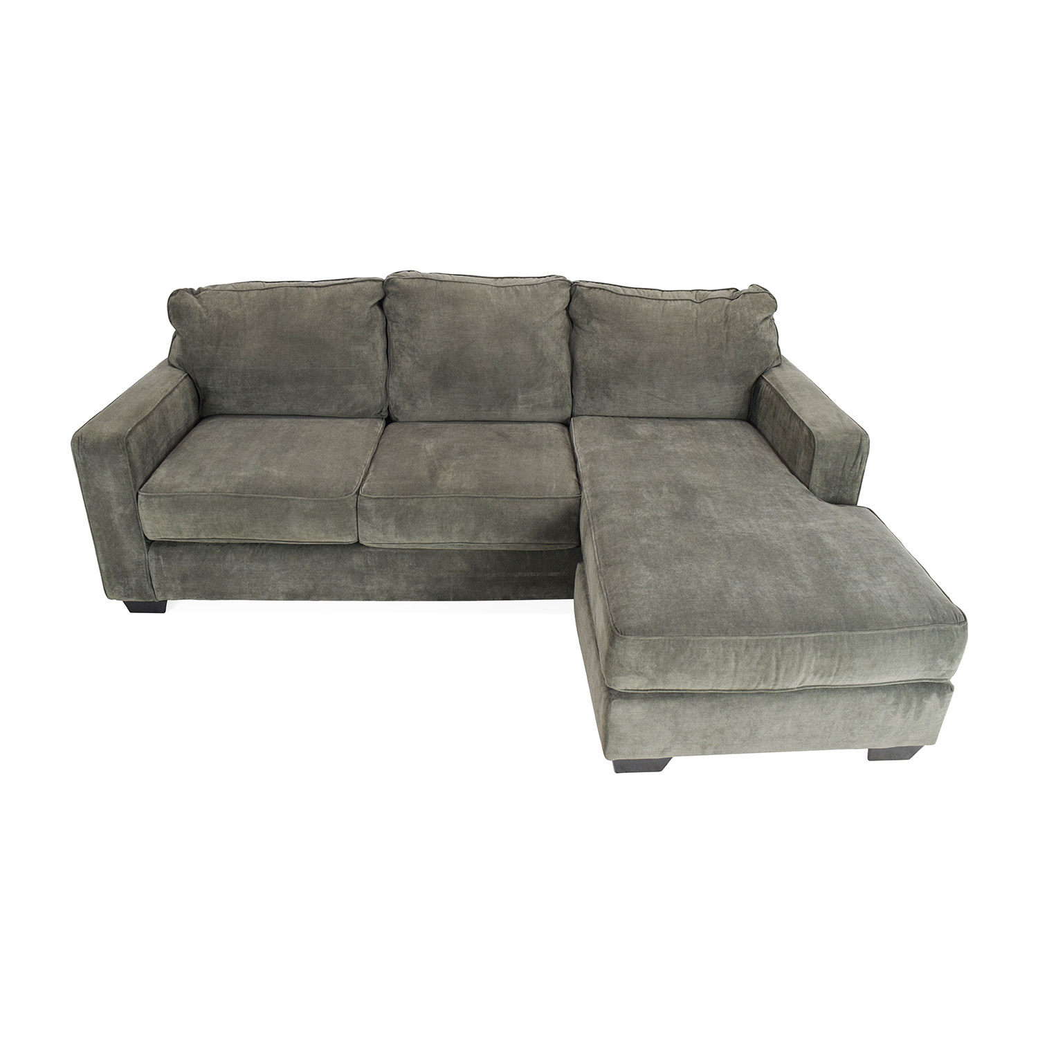 54 off jennifer convertibles jennifer convertibles for Sectional sofa jennifer convertible