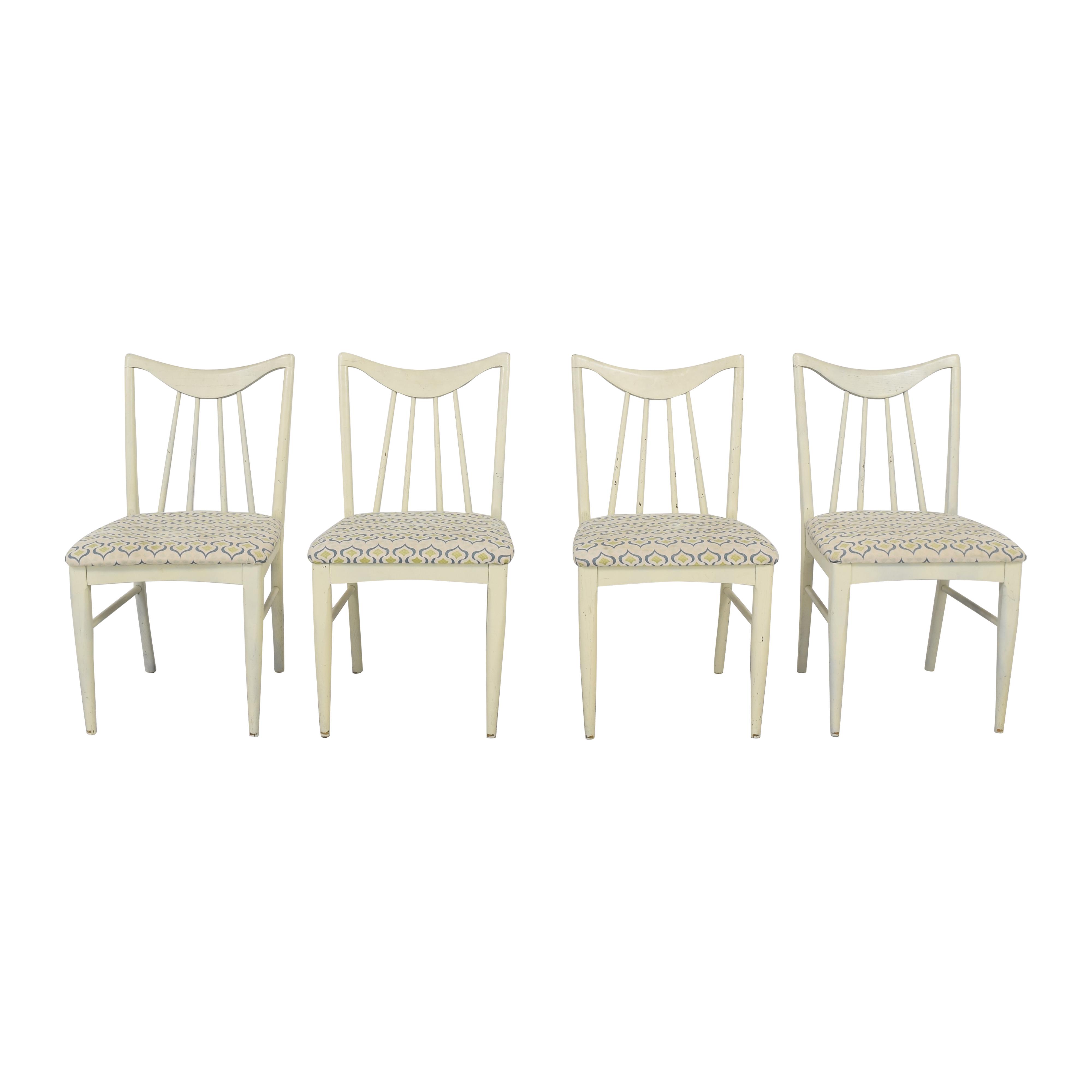 Keller Keller Vintage Dining Chairs