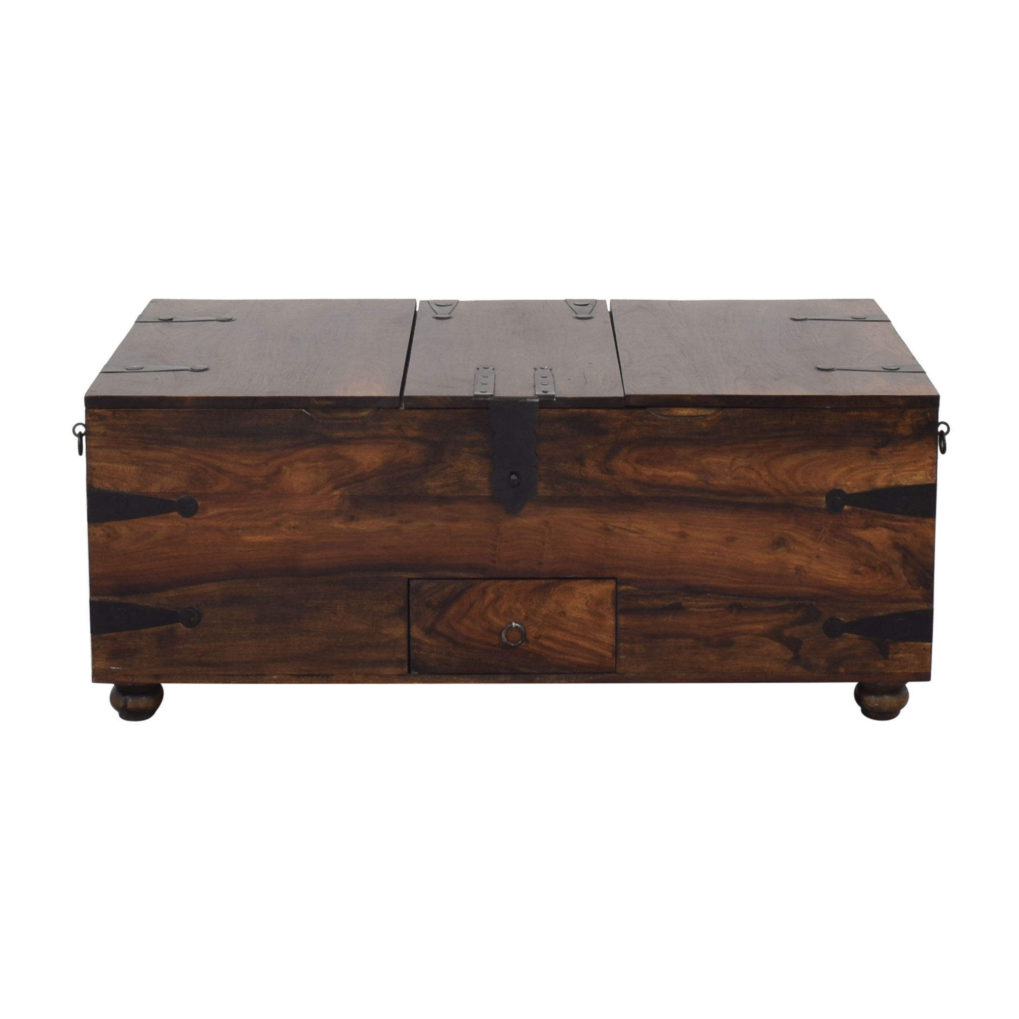 Crate & Barrel Crate & Barrel Taka Trunk and Coffee Table Trunks