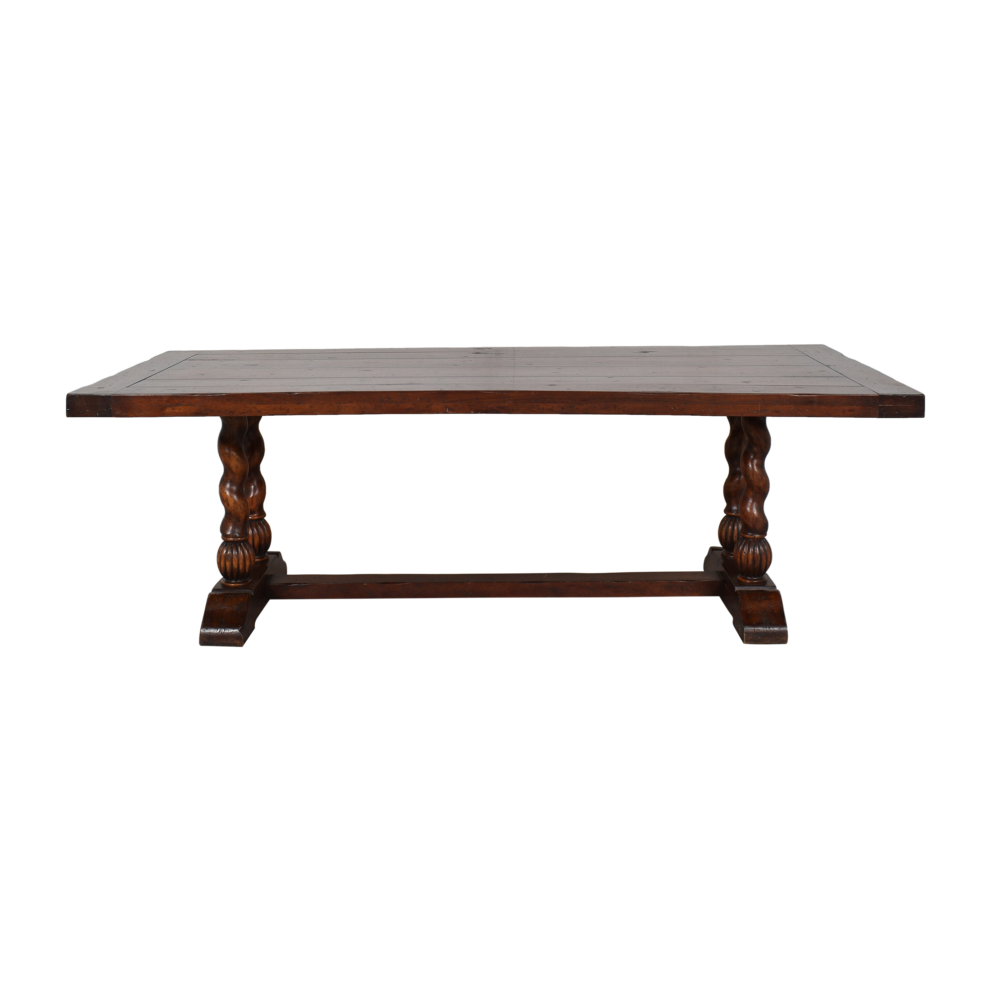 Lillian August Lillian August Farmhouse Dining Table dimensions