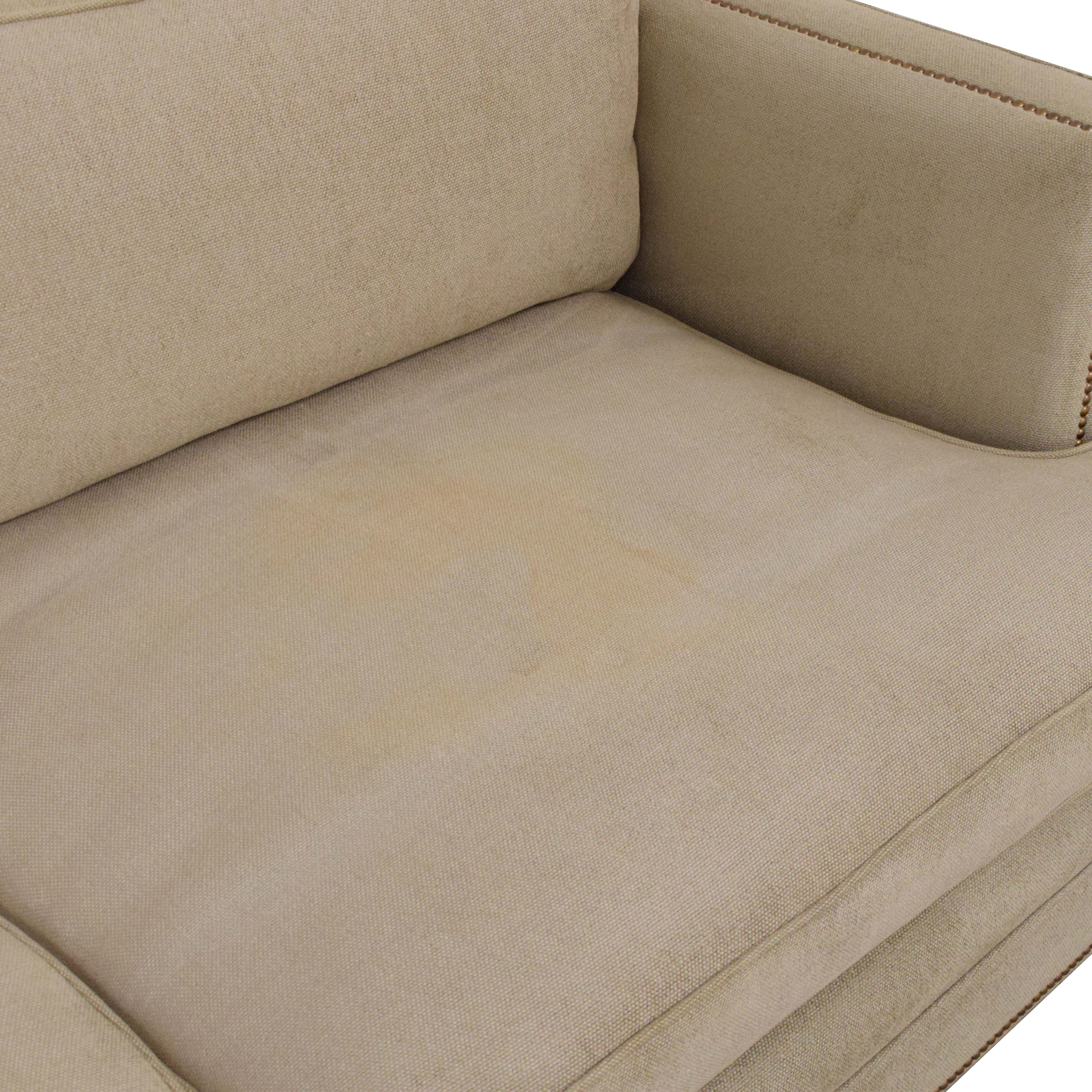 HB Home HB Home Coco Track Arm Sofa discount