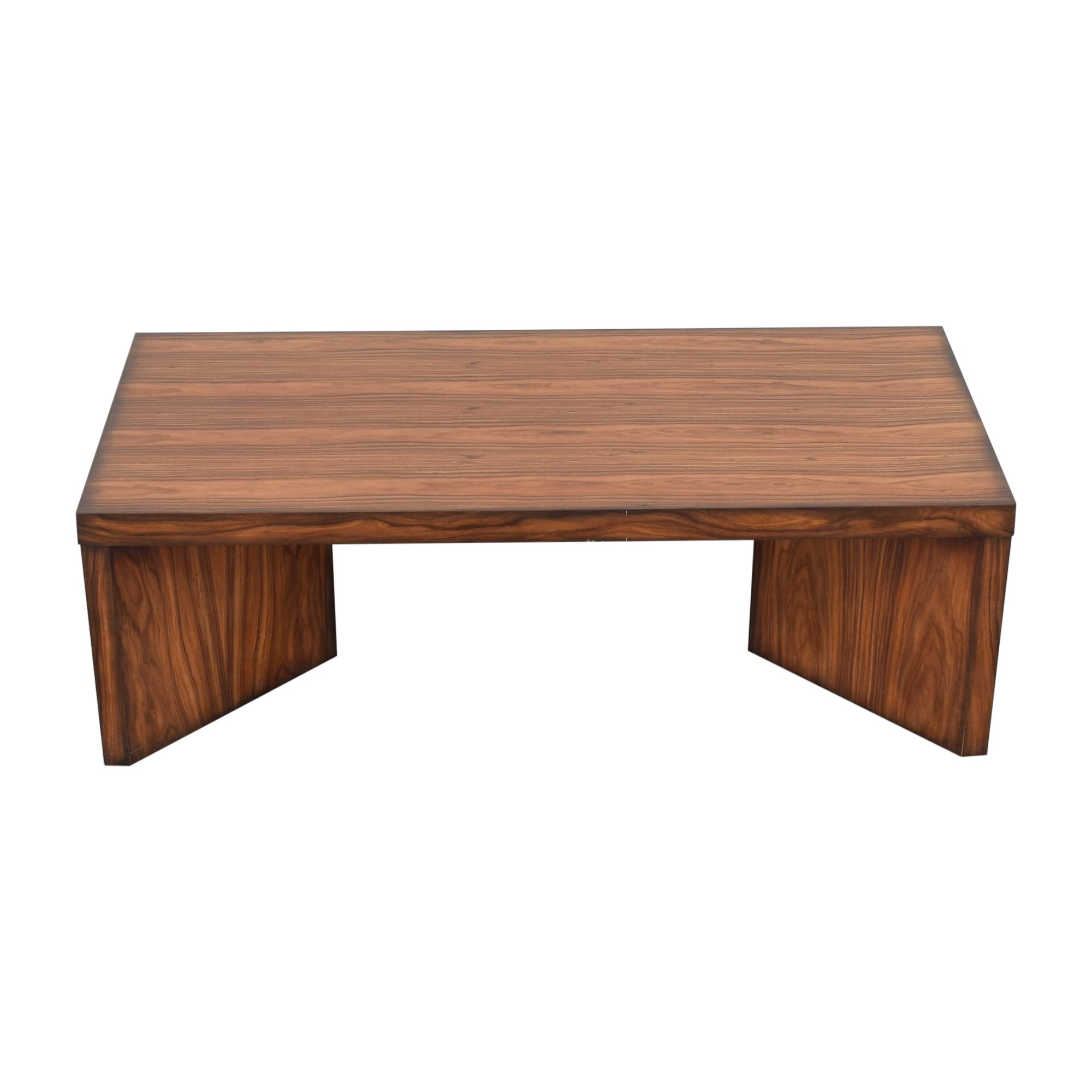Kindel Rosewood Coffee Table sale