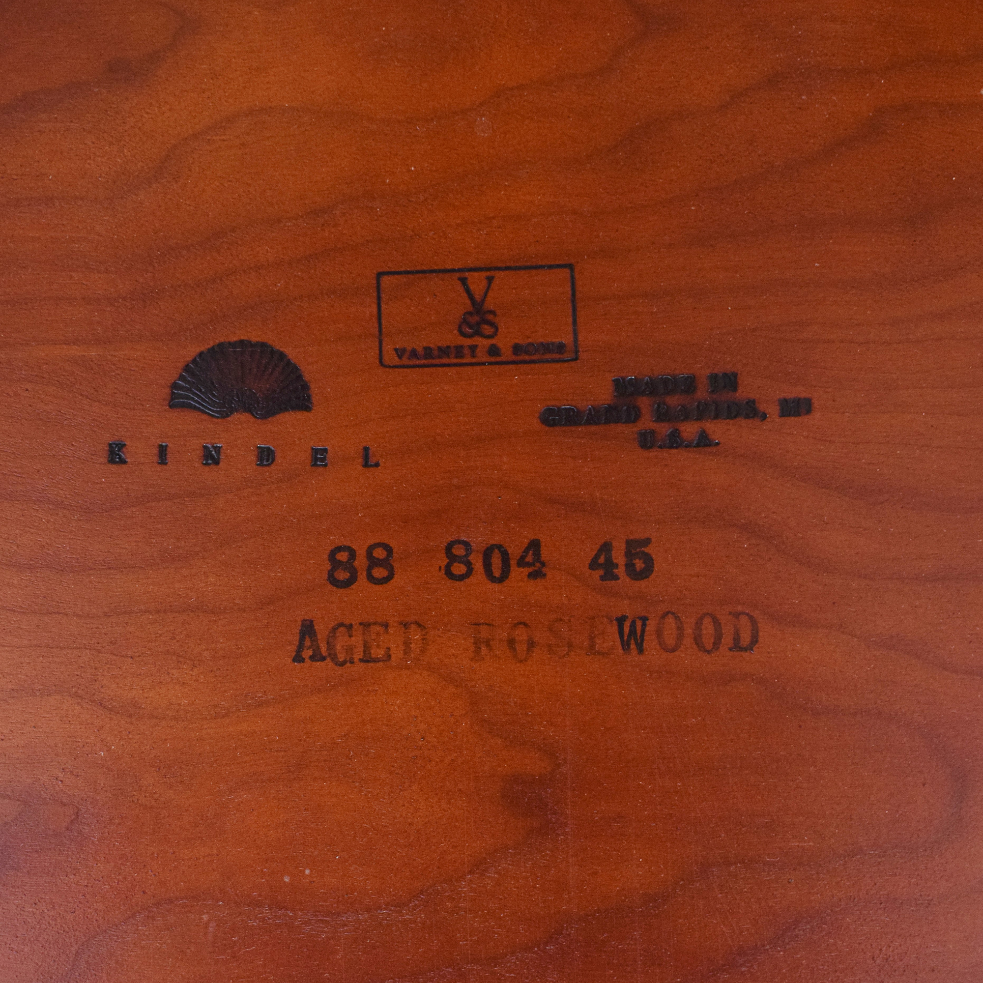 Kindel Kindel Rosewood Coffee Table second hand