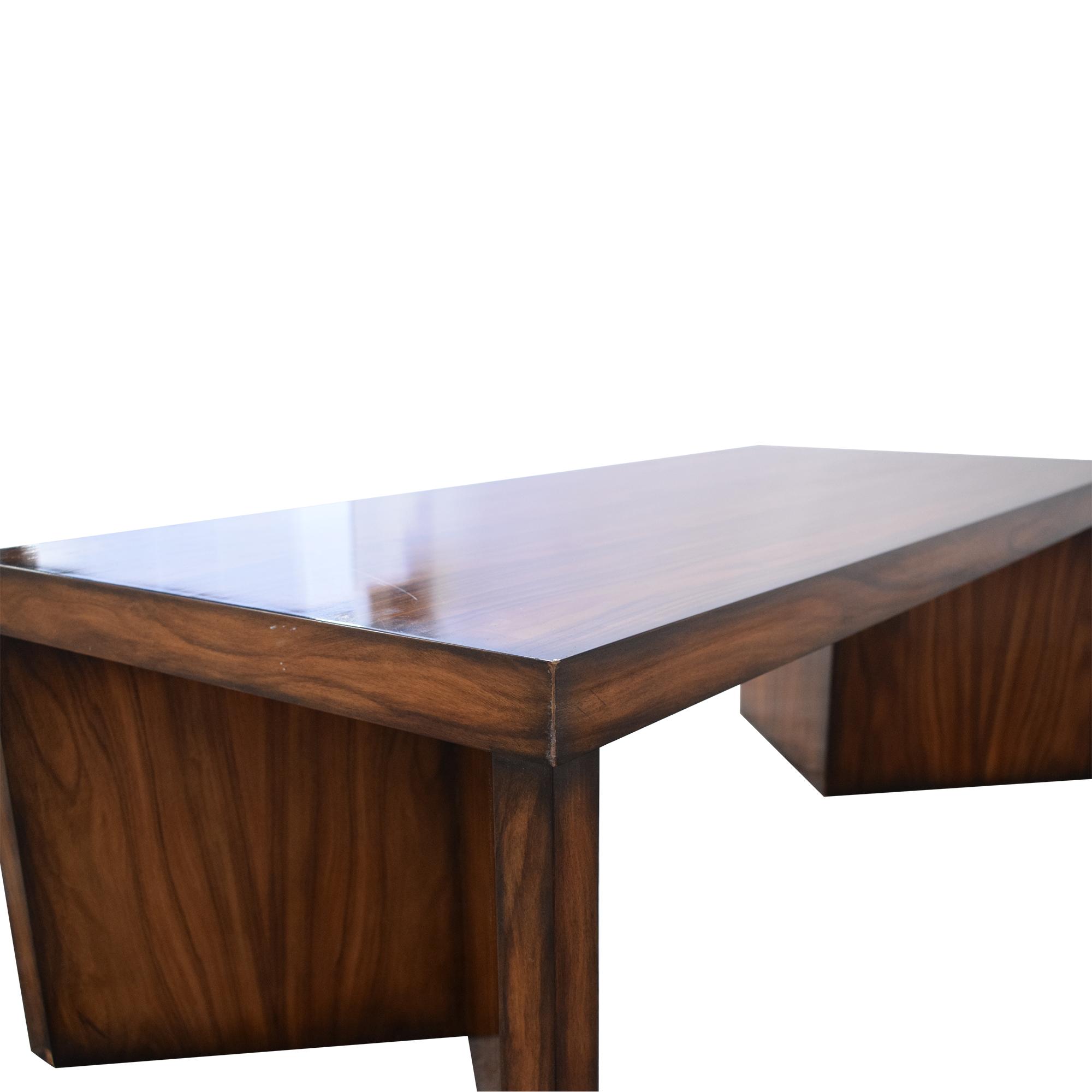 Kindel Kindel Rosewood Coffee Table discount