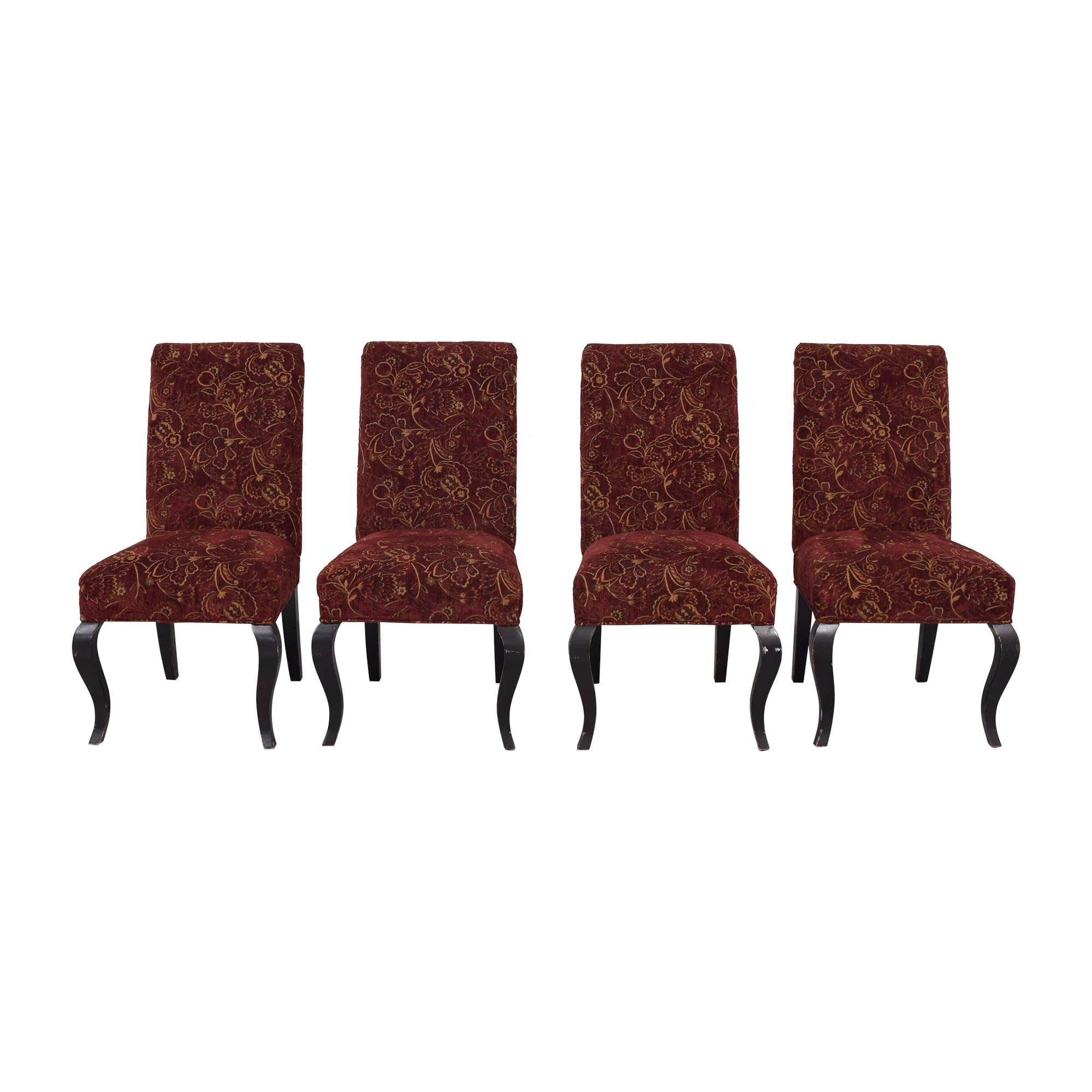 Upholstered Side Dining Chairs Chairs