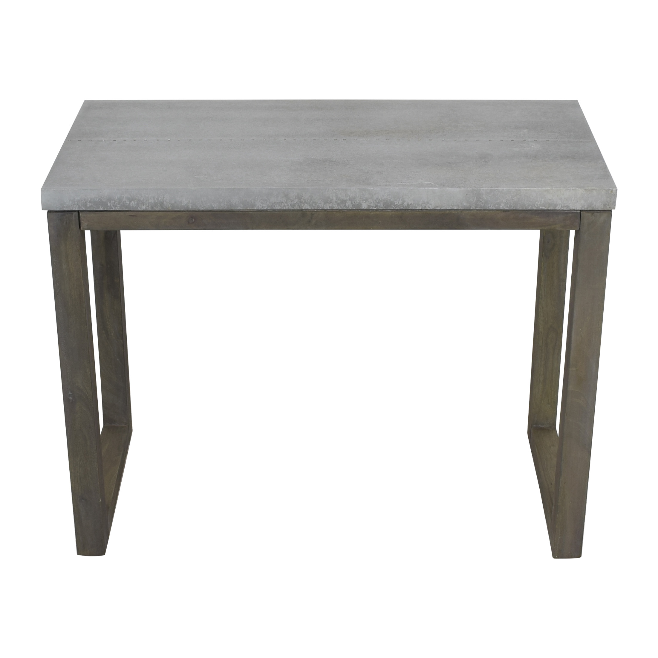 buy CB2 Stern Counter Table CB2 Tables