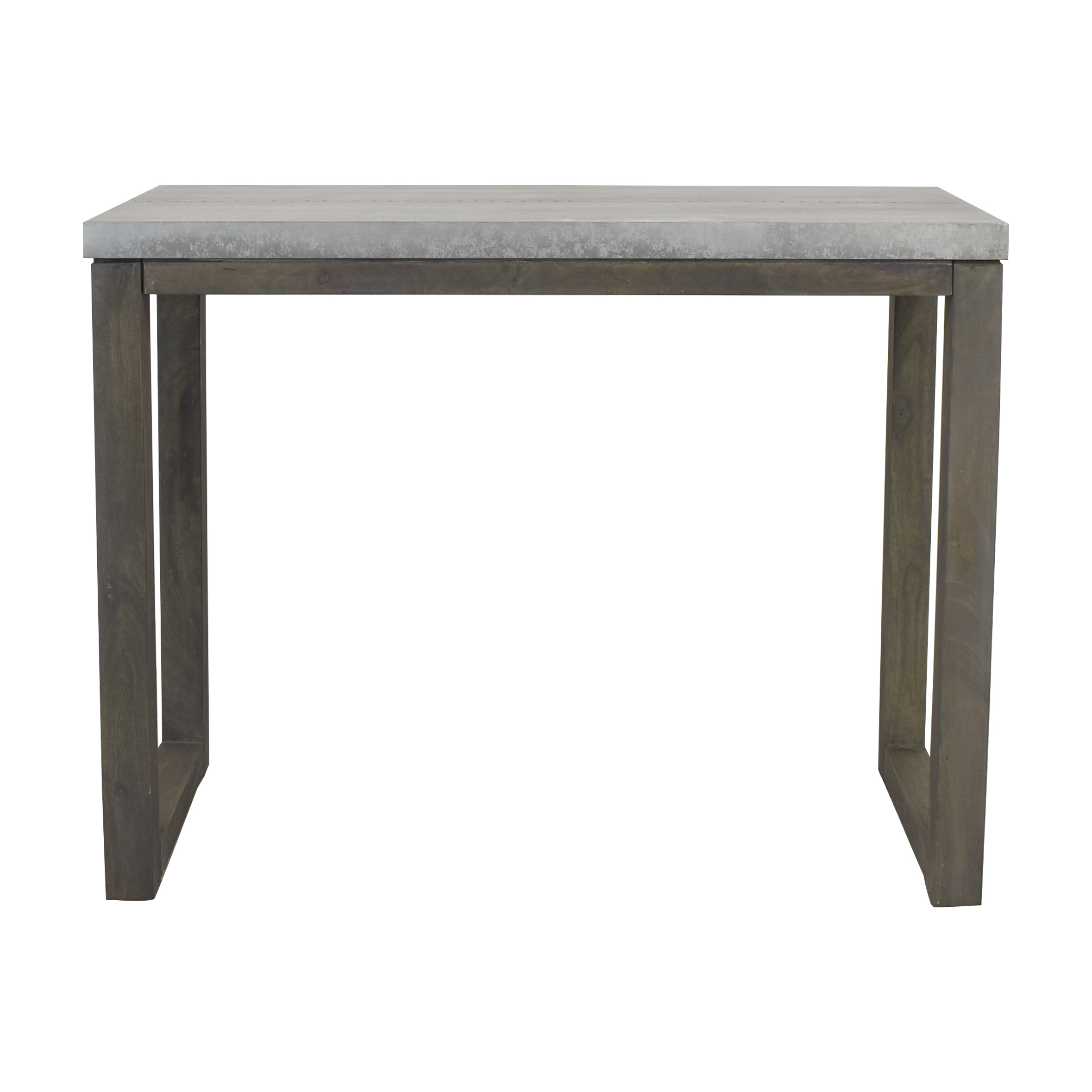 shop CB2 Stern Counter Table CB2 Tables
