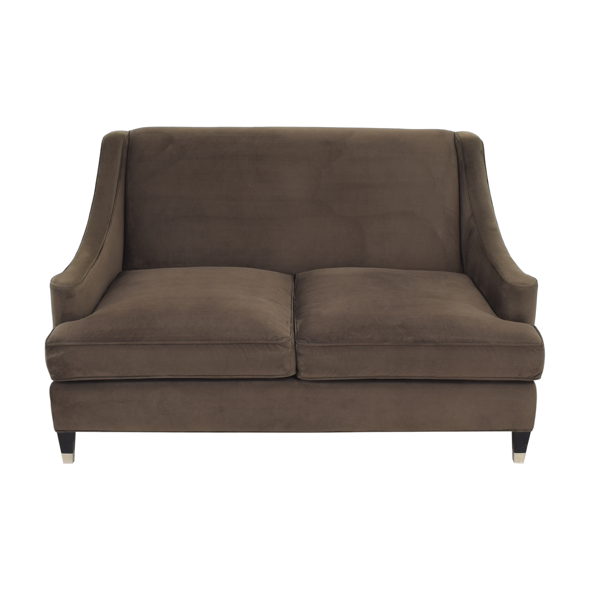 Room & Board Room & Board Loring Walnut Loveseat ct