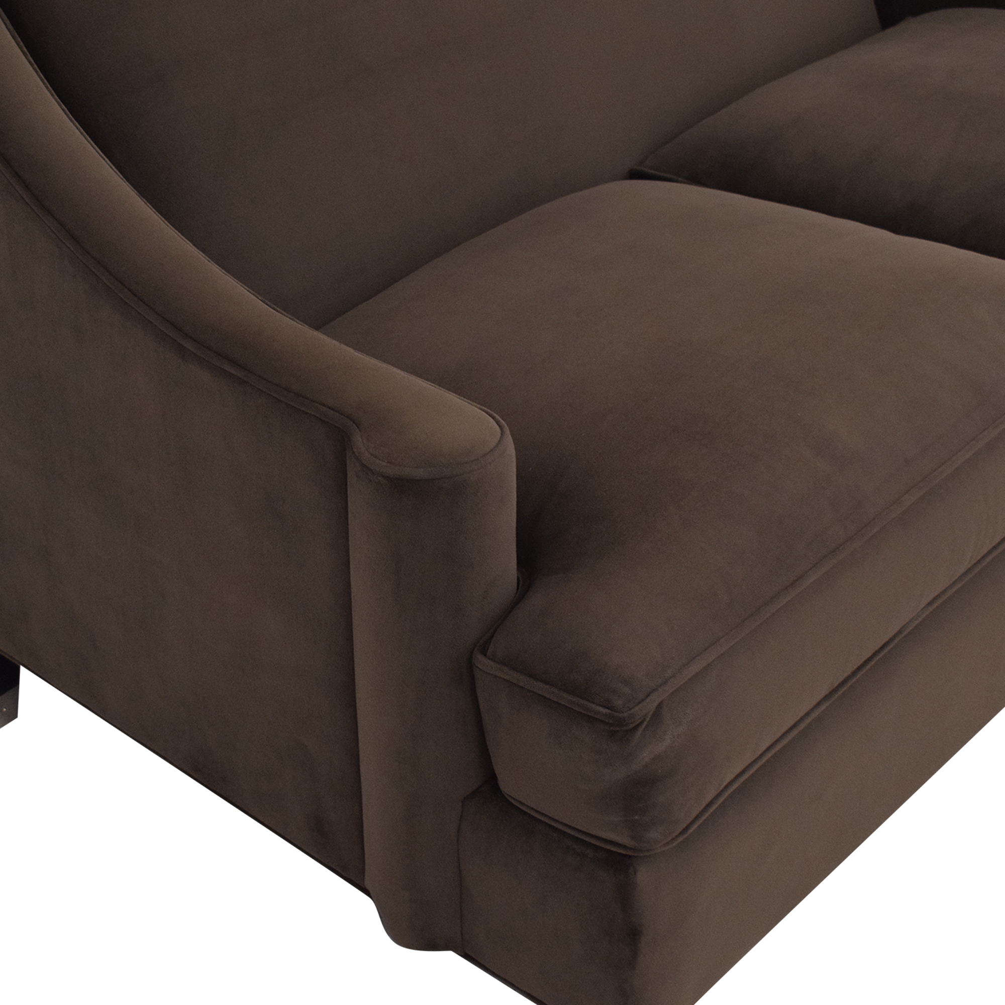 buy Room & Board Room & Board Loring Walnut Loveseat online
