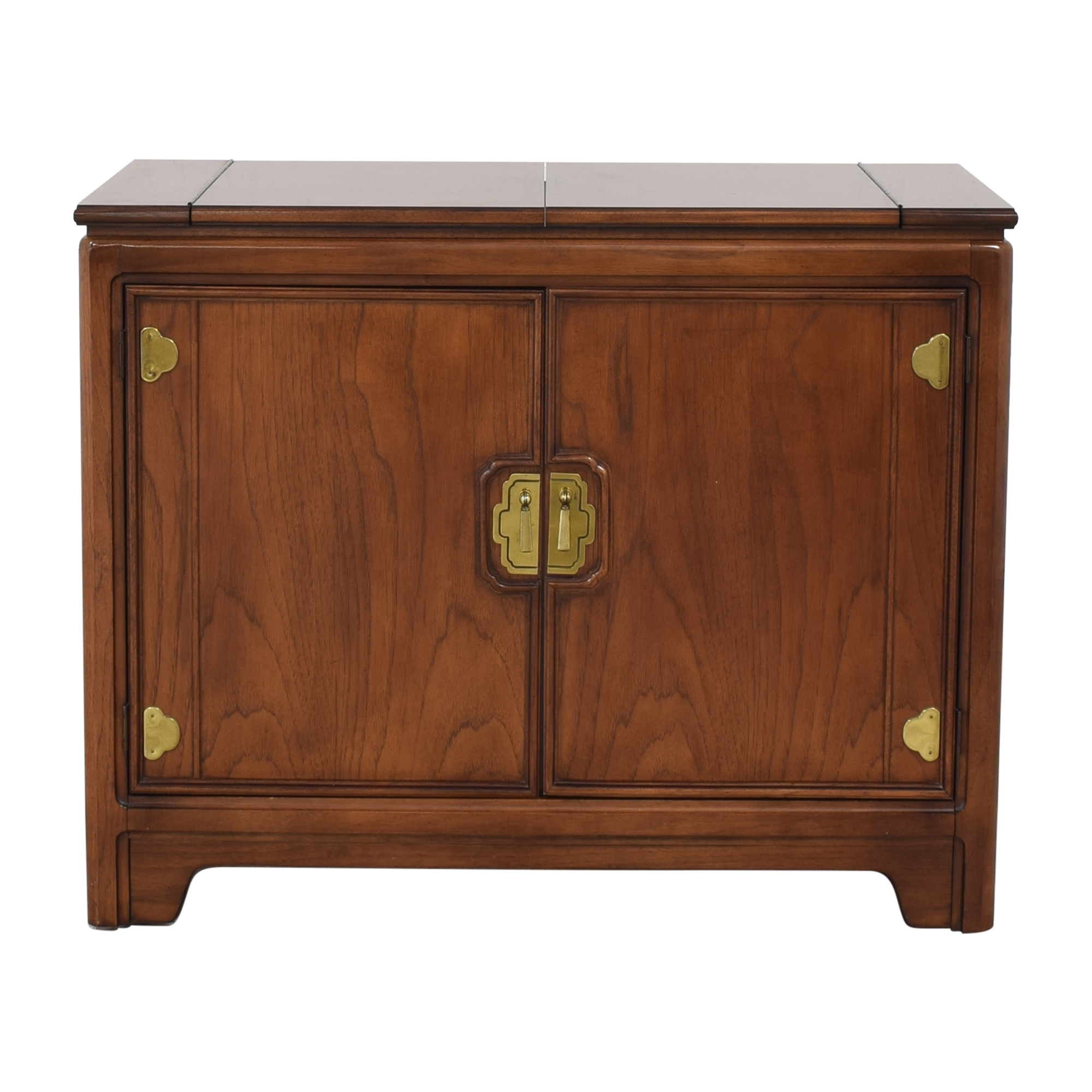 Thomasville Mystique Mobile Server / Cabinets & Sideboards