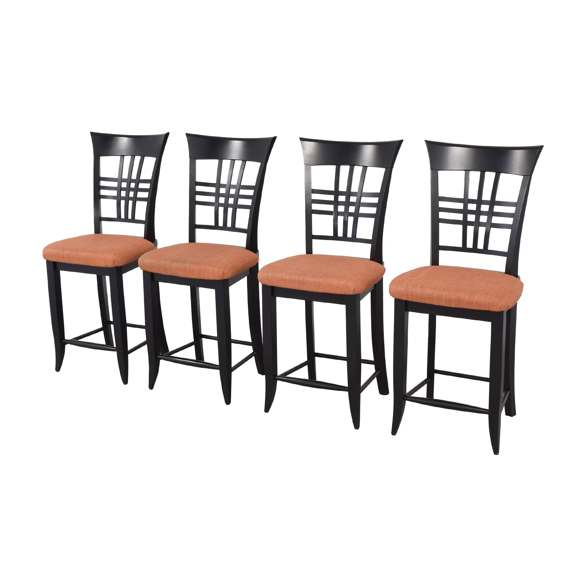 buy Canadel Fixed Upholstered Counter Height Stools Canadel Stools