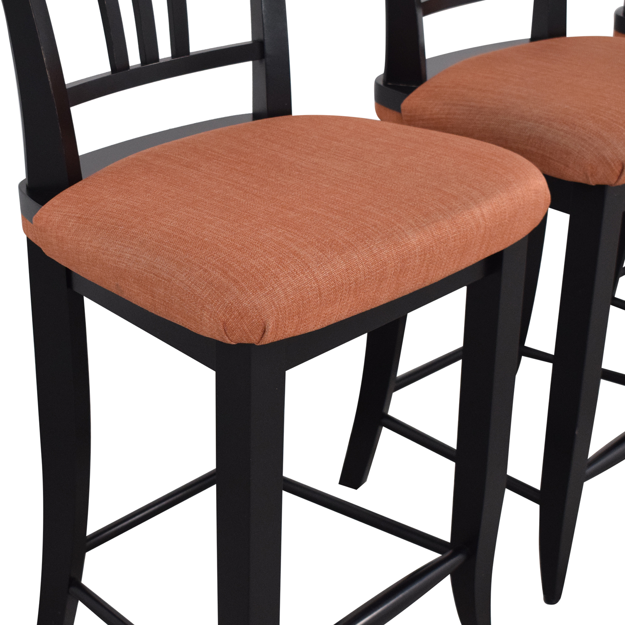 Canadel Fixed Upholstered Counter Height Stools sale