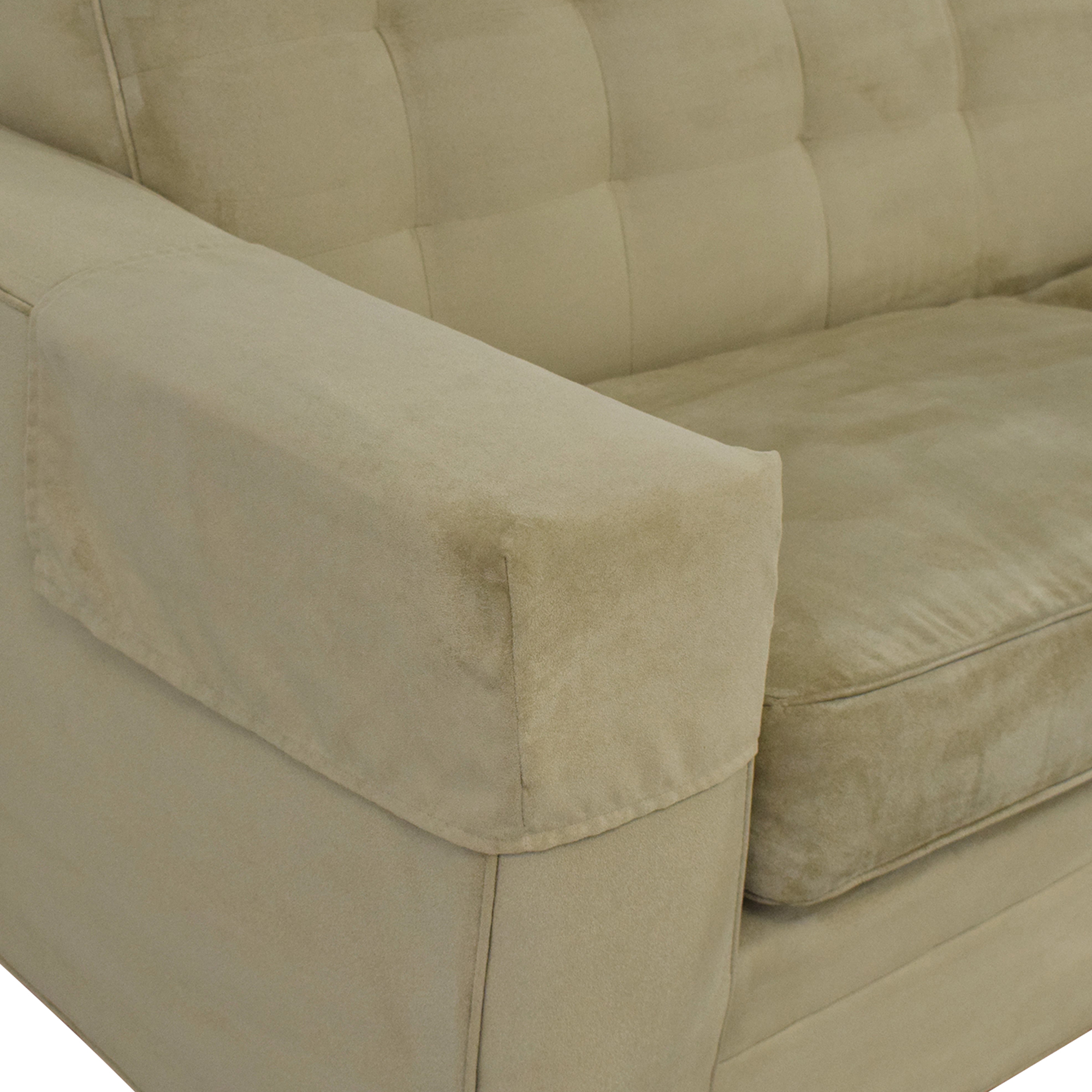Mitchell Gold + Bob Williams Mitchell Gold Gabriel Sofa nj