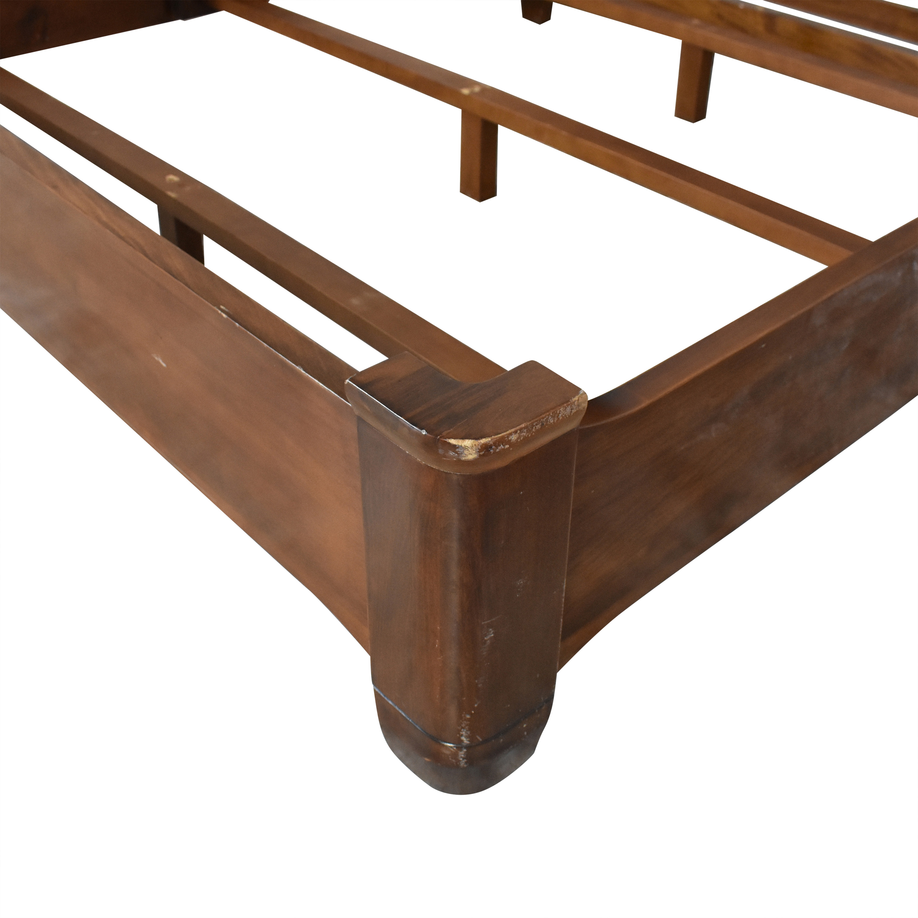 Chilean King Bed Frame used