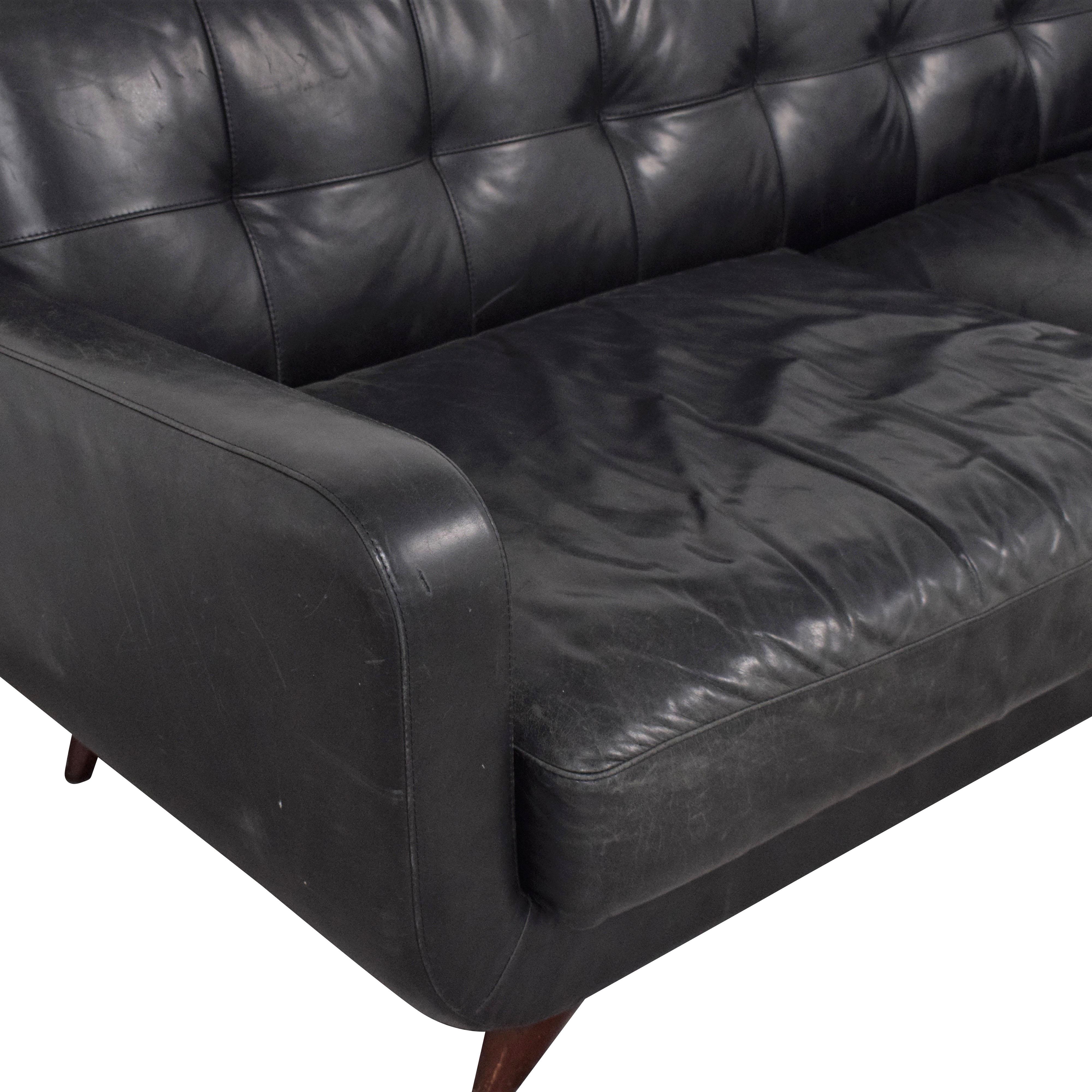 Room & Board Room & Board Anson Sofa dimensions