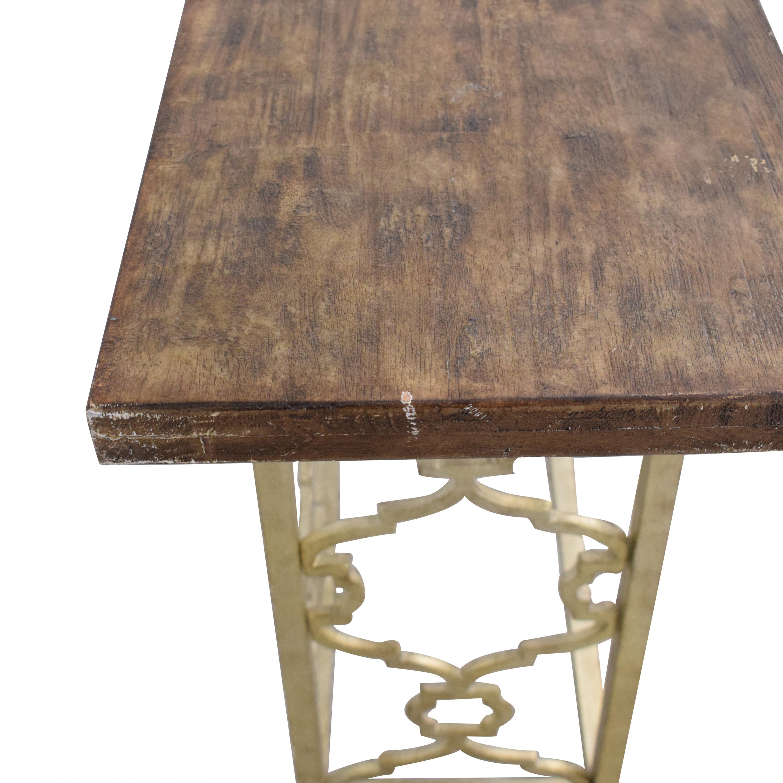 Hooker Furniture Melange Landon Hall Console Hooker Furniture