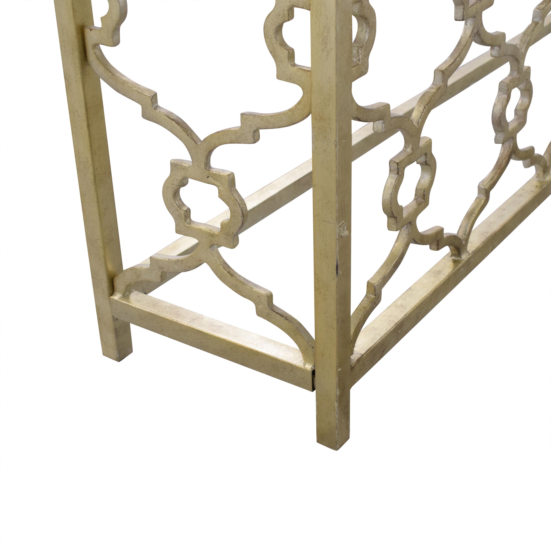 buy Hooker Furniture Melange Landon Hall Console Hooker Furniture
