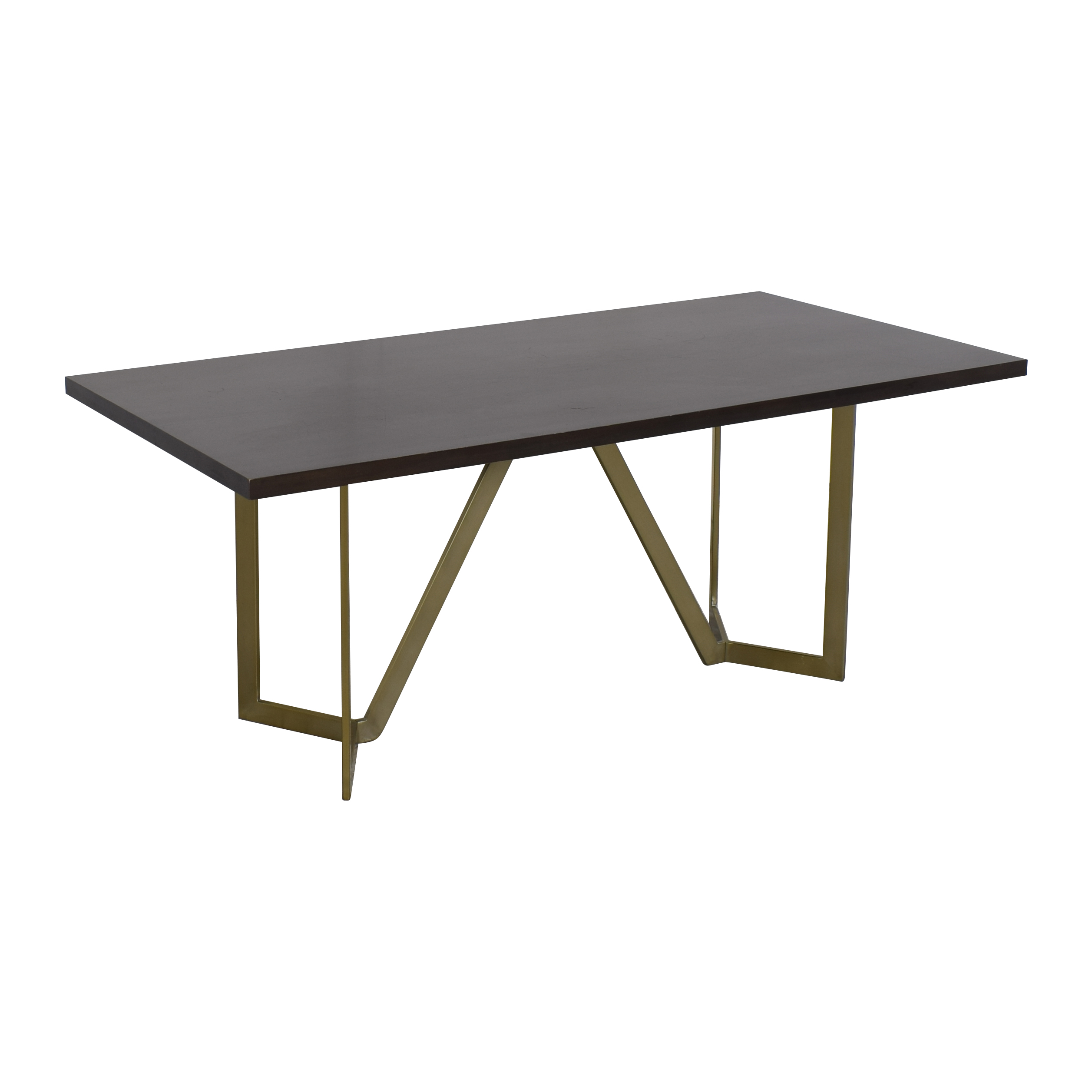 West Elm West Elm Tower Dining Table on sale