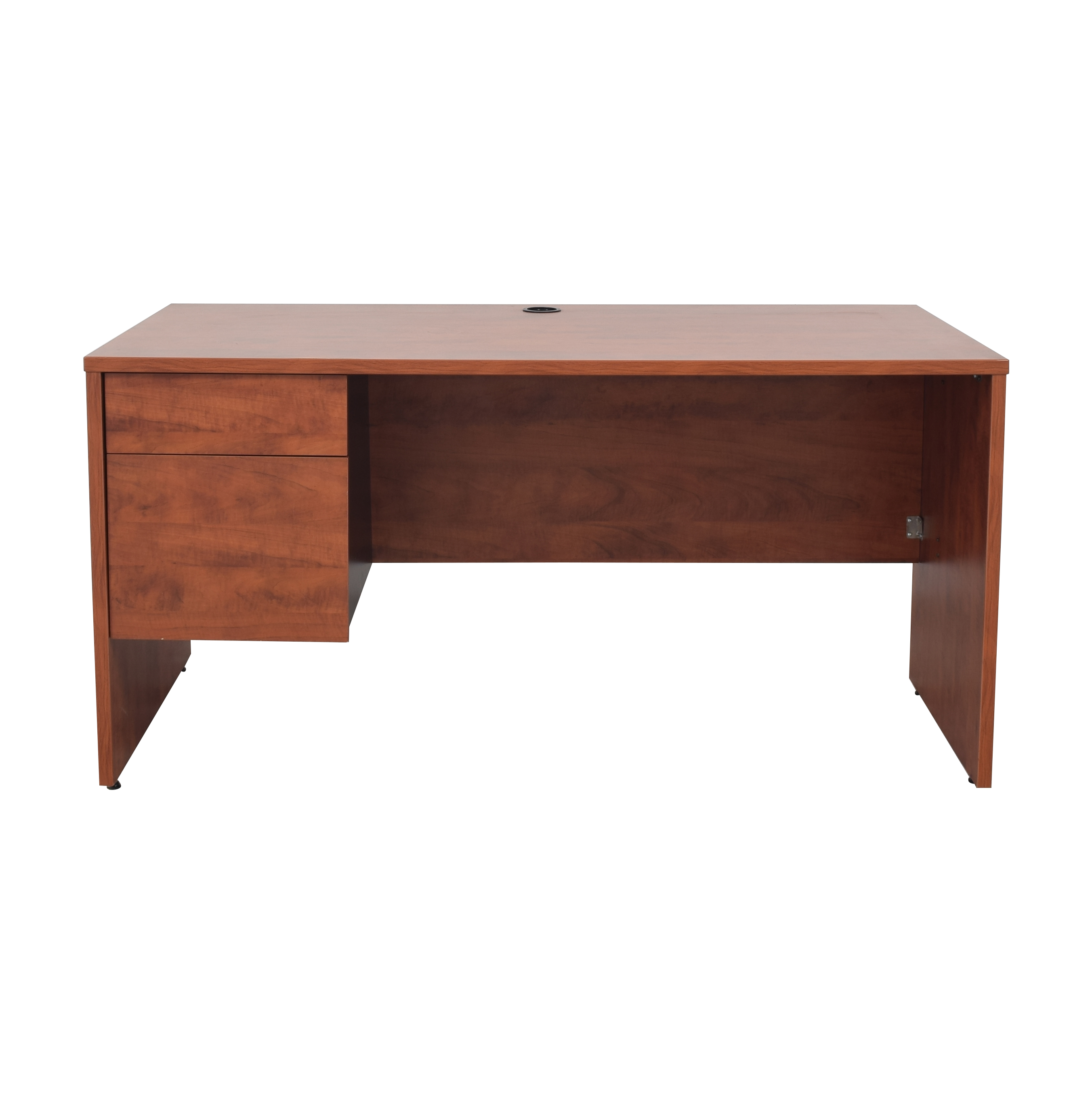 shop Glenwood Desk with Two Drawers Glenwood Tables