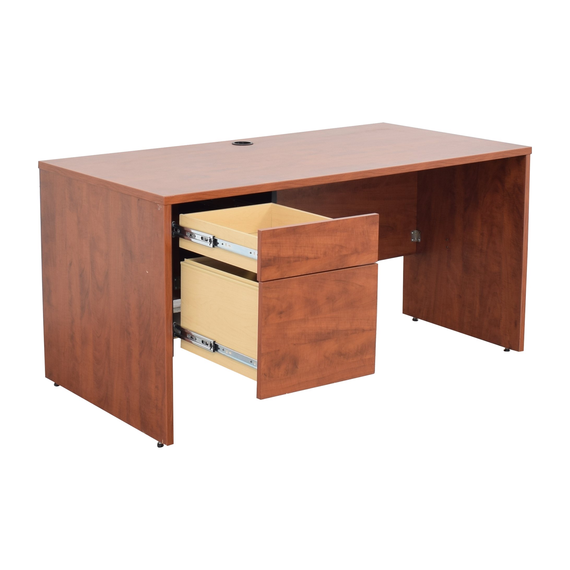 Glenwood Glenwood Desk with Two Drawers on sale