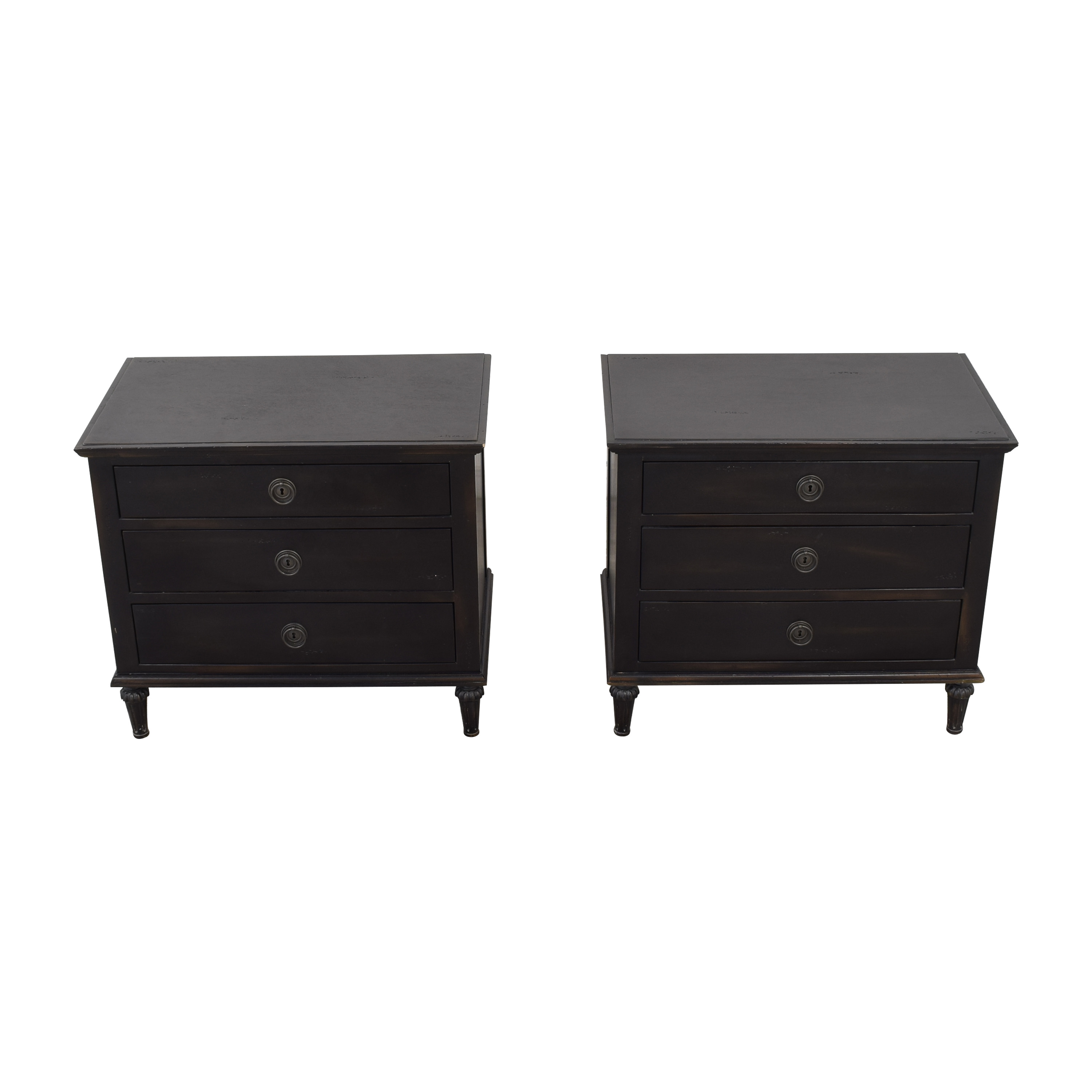 Restoration Hardware Restoration Hardware Maison Closed Nightstands Tables