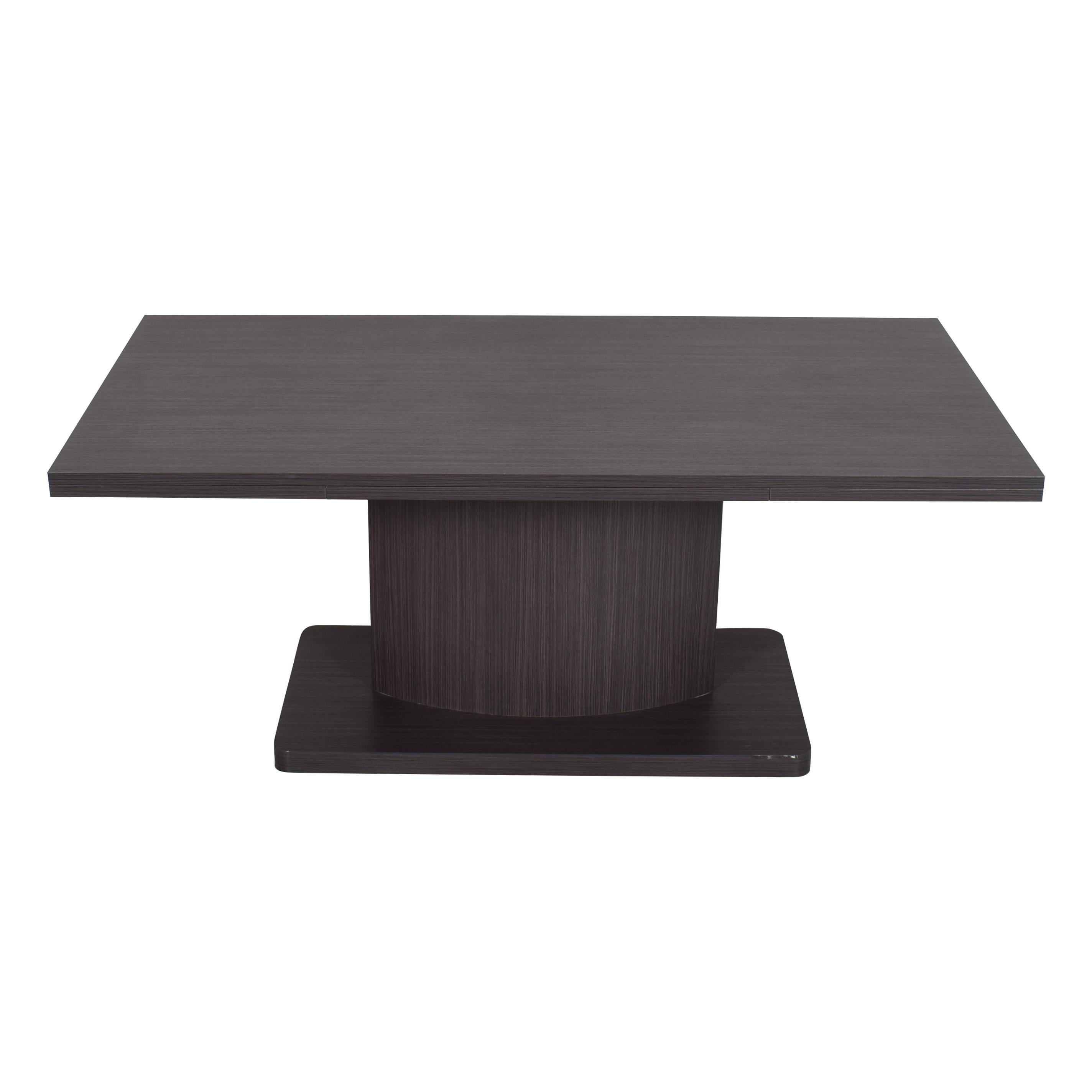 buy Lazzoni Raena Extendable Dining Table Lazzoni Tables