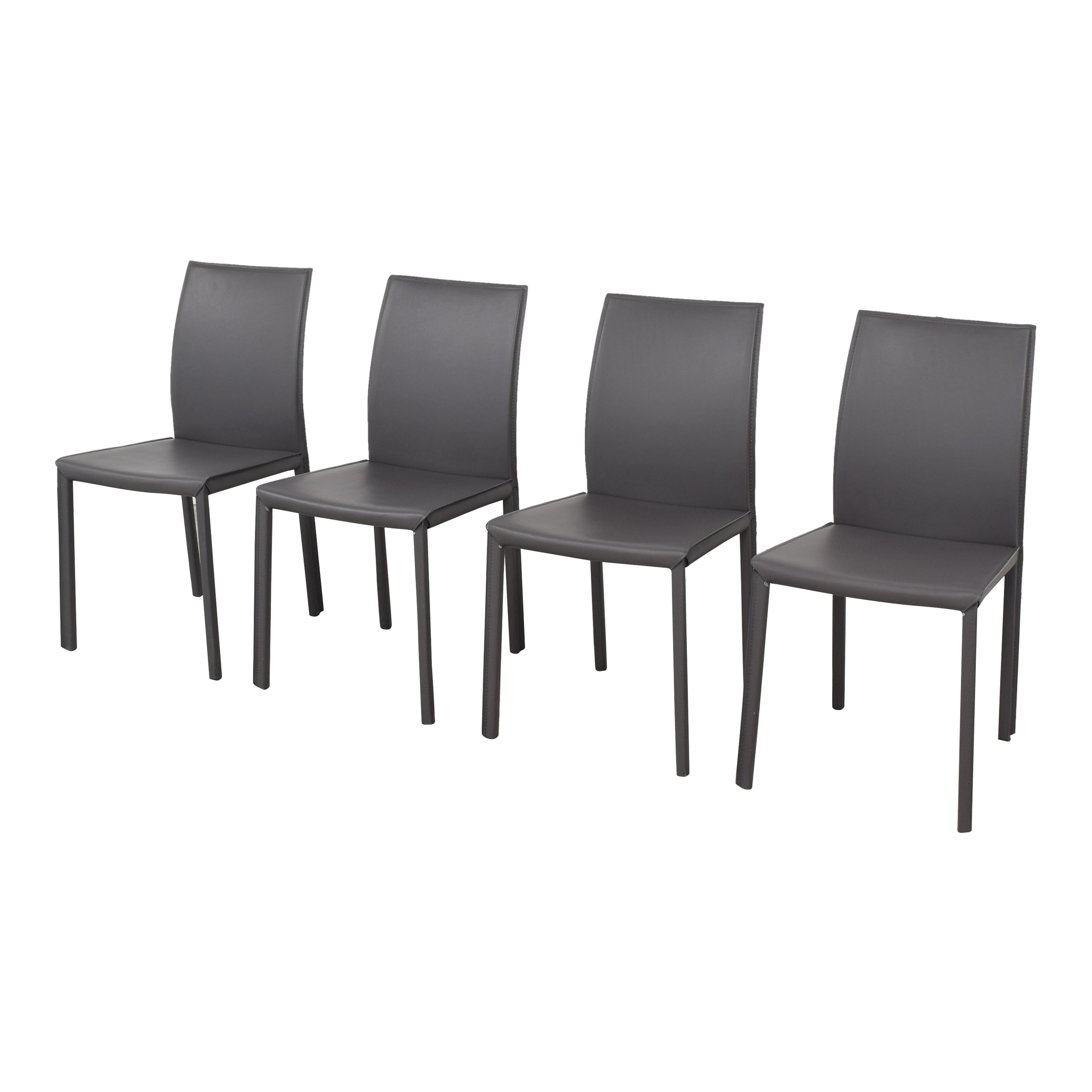 BoConcept BoConcept Zarra Dining Chairs dimensions