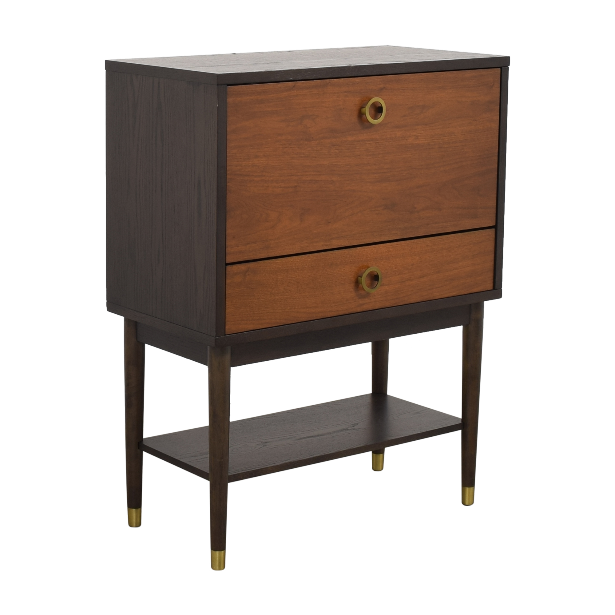 West Elm Dobson Flip Down Bar Cabinet / Cabinets & Sideboards
