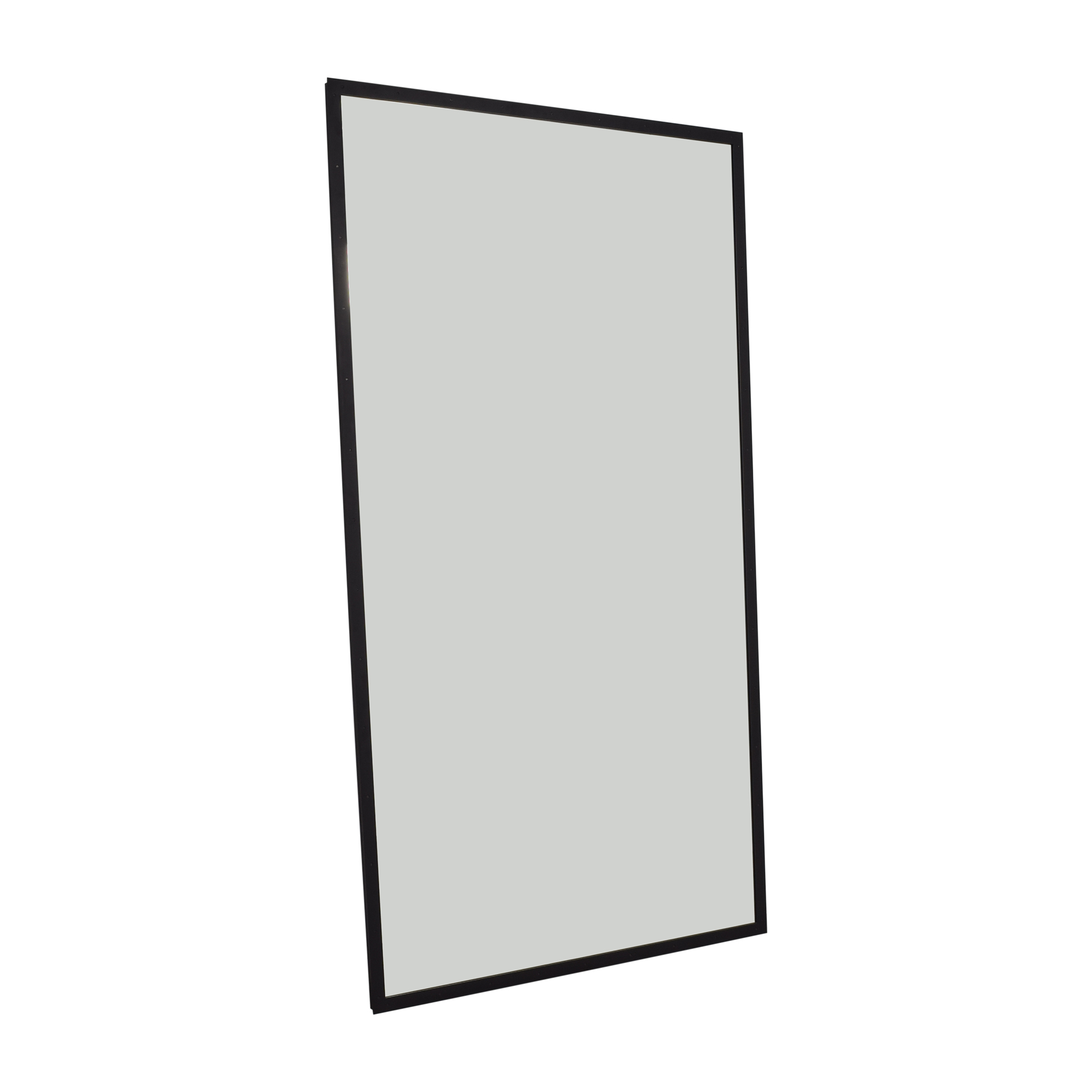 Restoration Hardware Restoration Hardware Metal Framed Leaner Mirror ct