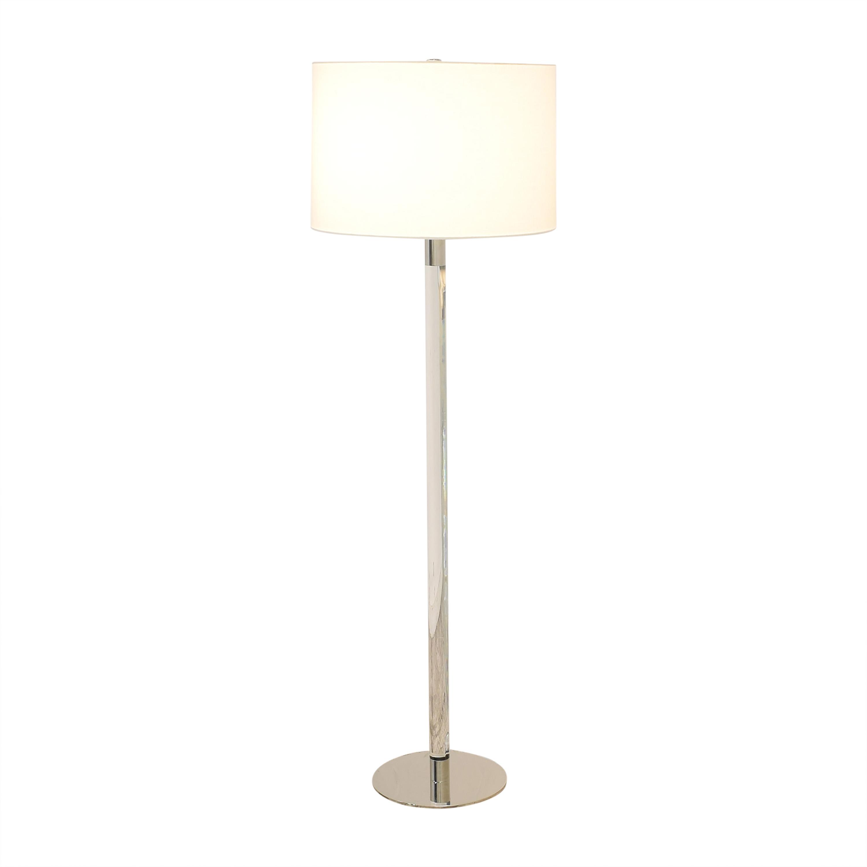 Burke Decor AERIN Riga Floor Lamp used