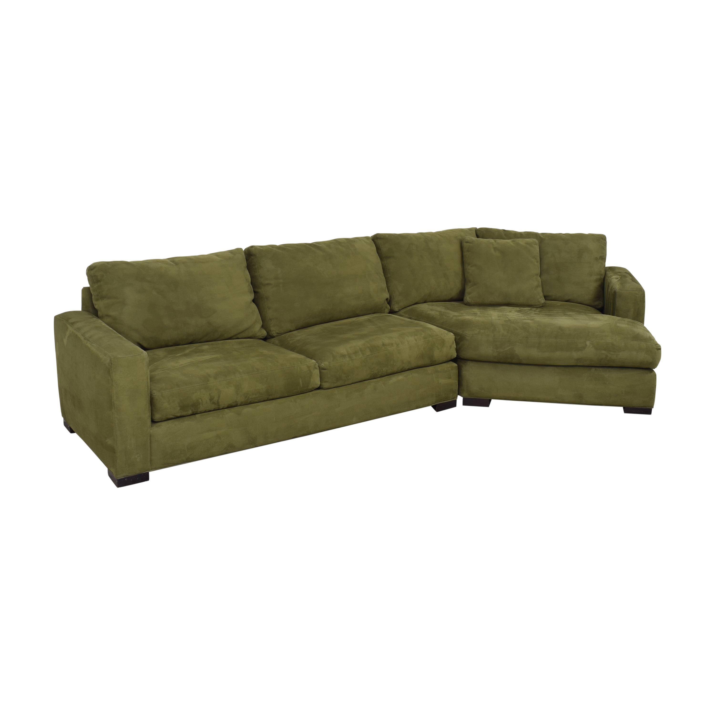 Room & Board Room & Board Wedge Sectional Sofa used