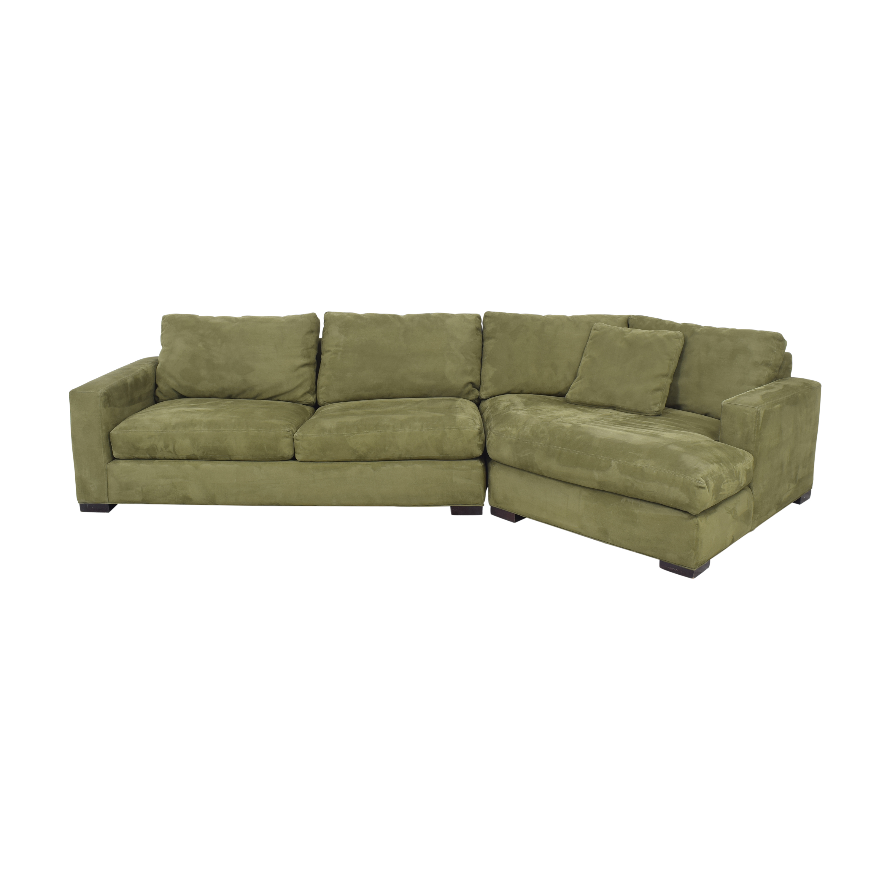 Room & Board Room & Board Wedge Sectional Sofa used