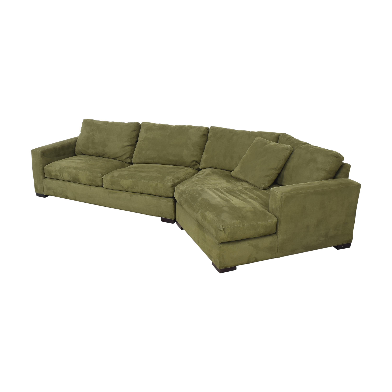 Room & Board Room & Board Wedge Sectional Sofa nj