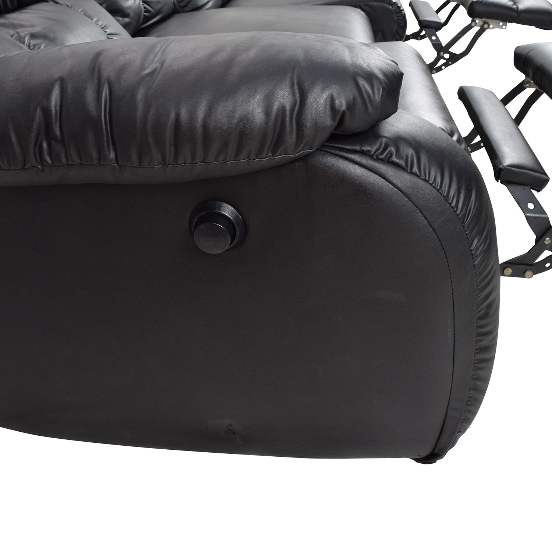 Second Hand Recliner Sofa Fabric Sofas