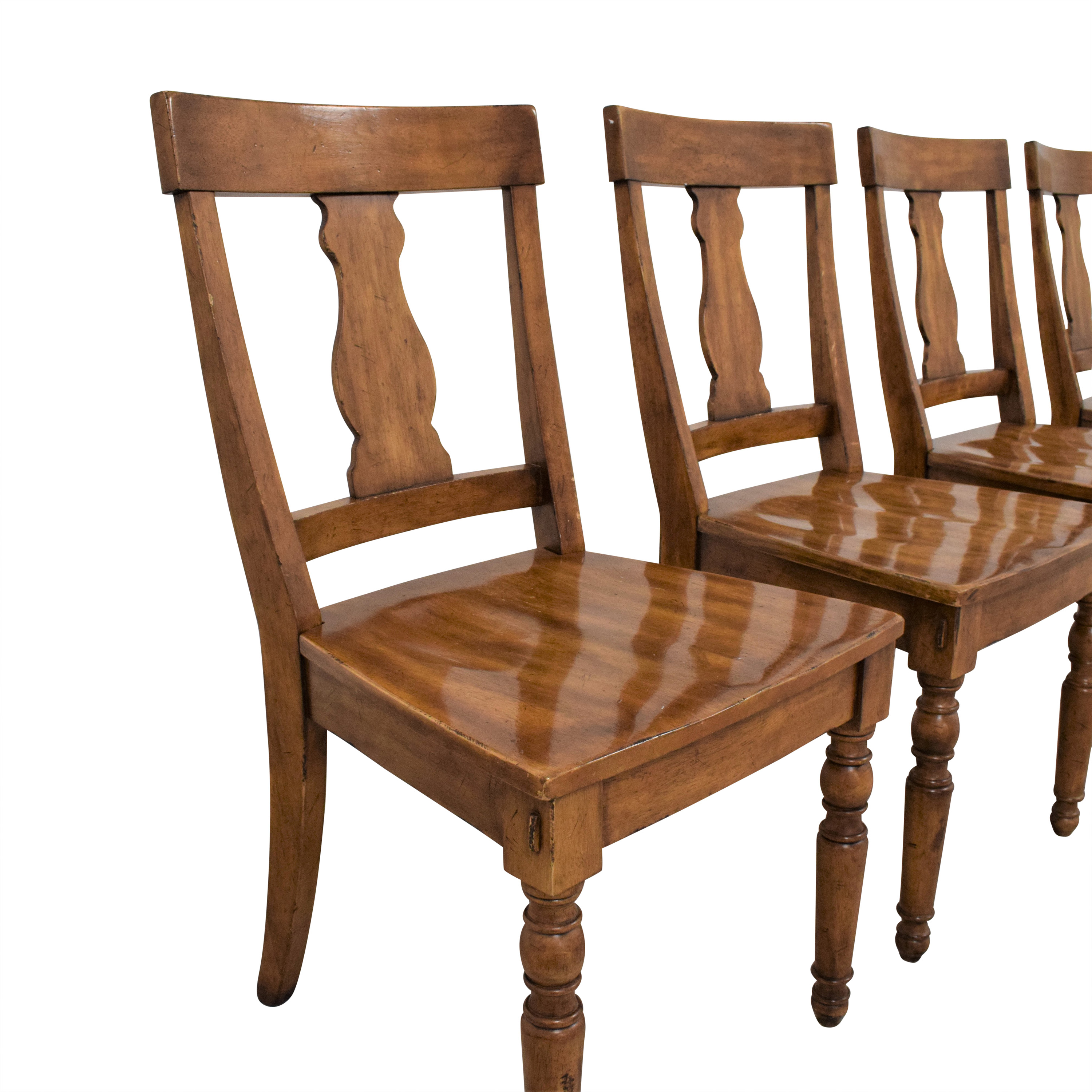 Pottery Barn Dining Chairs / Dining Chairs
