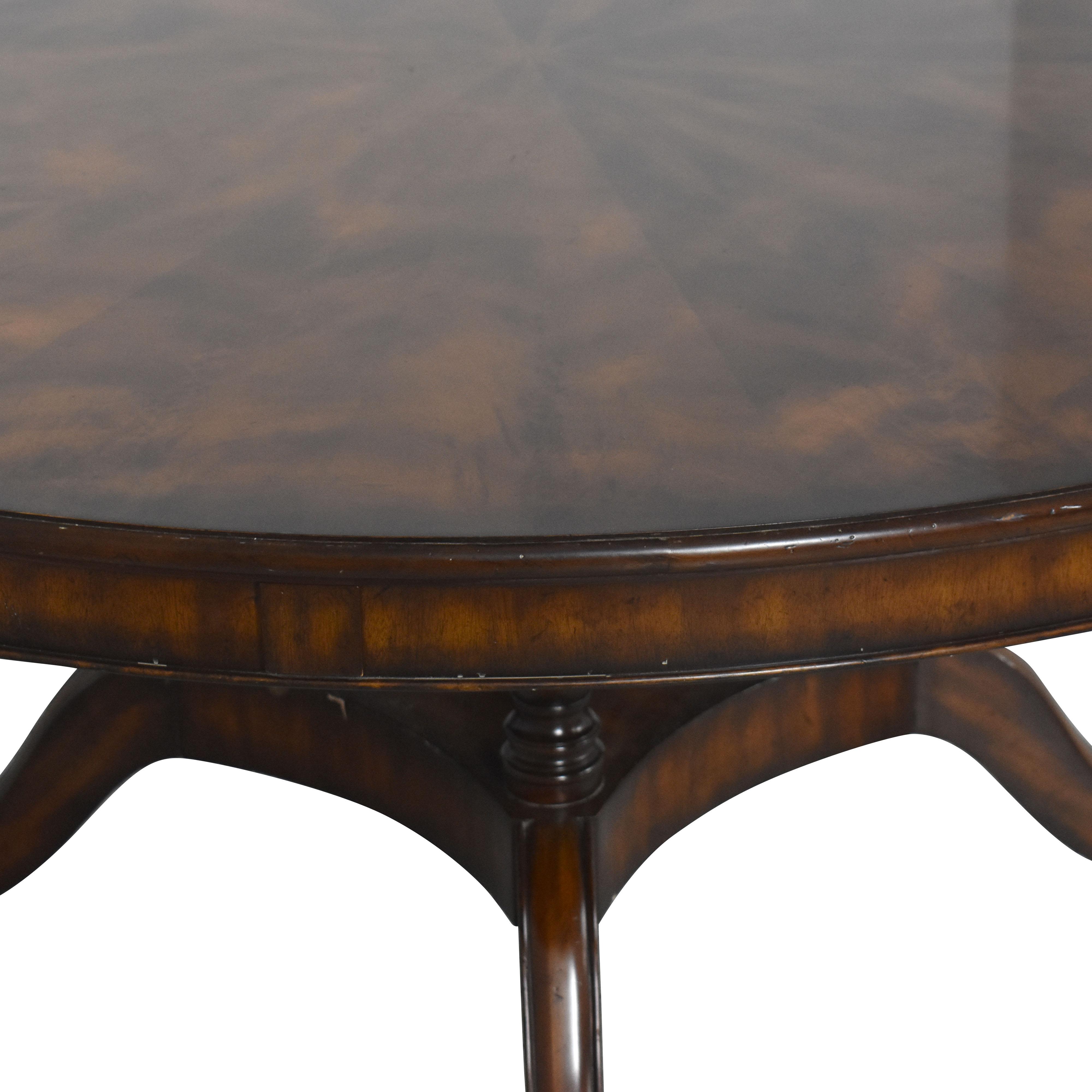 Maitland-Smith Maitland-Smith Dining Table dimensions