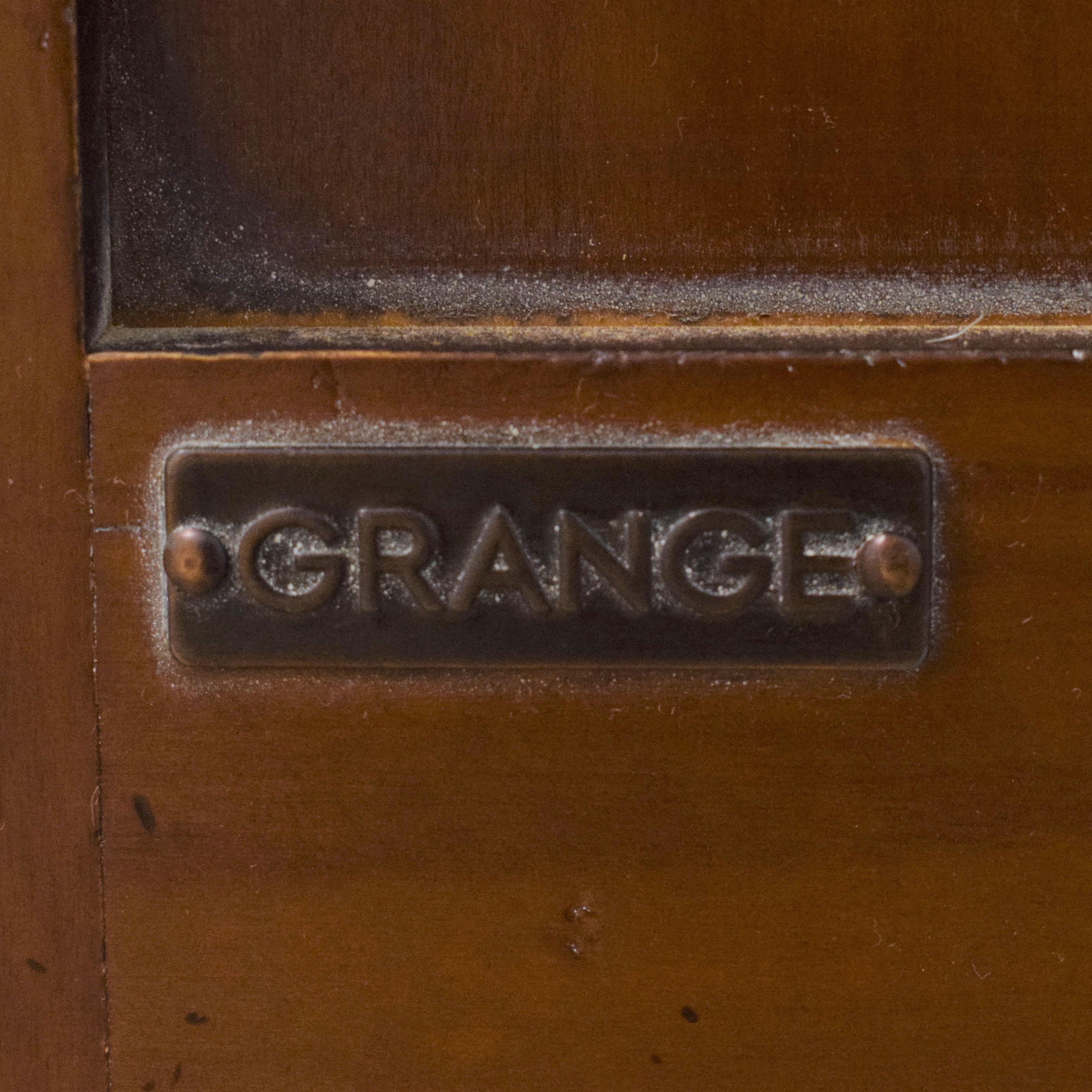 Grange Grange Three Drawer Nightstands discount