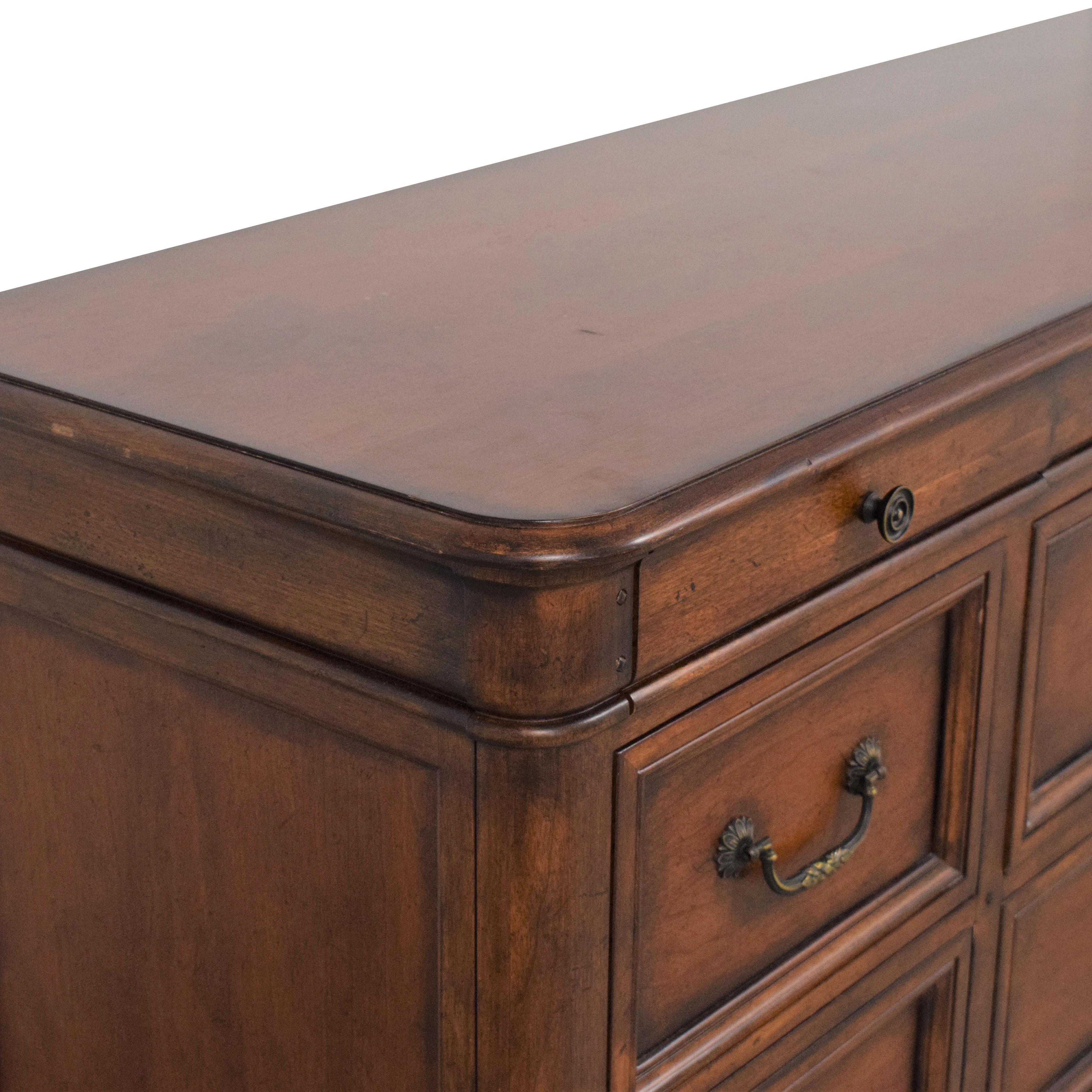 buy Twelve Drawer Triple Dresser