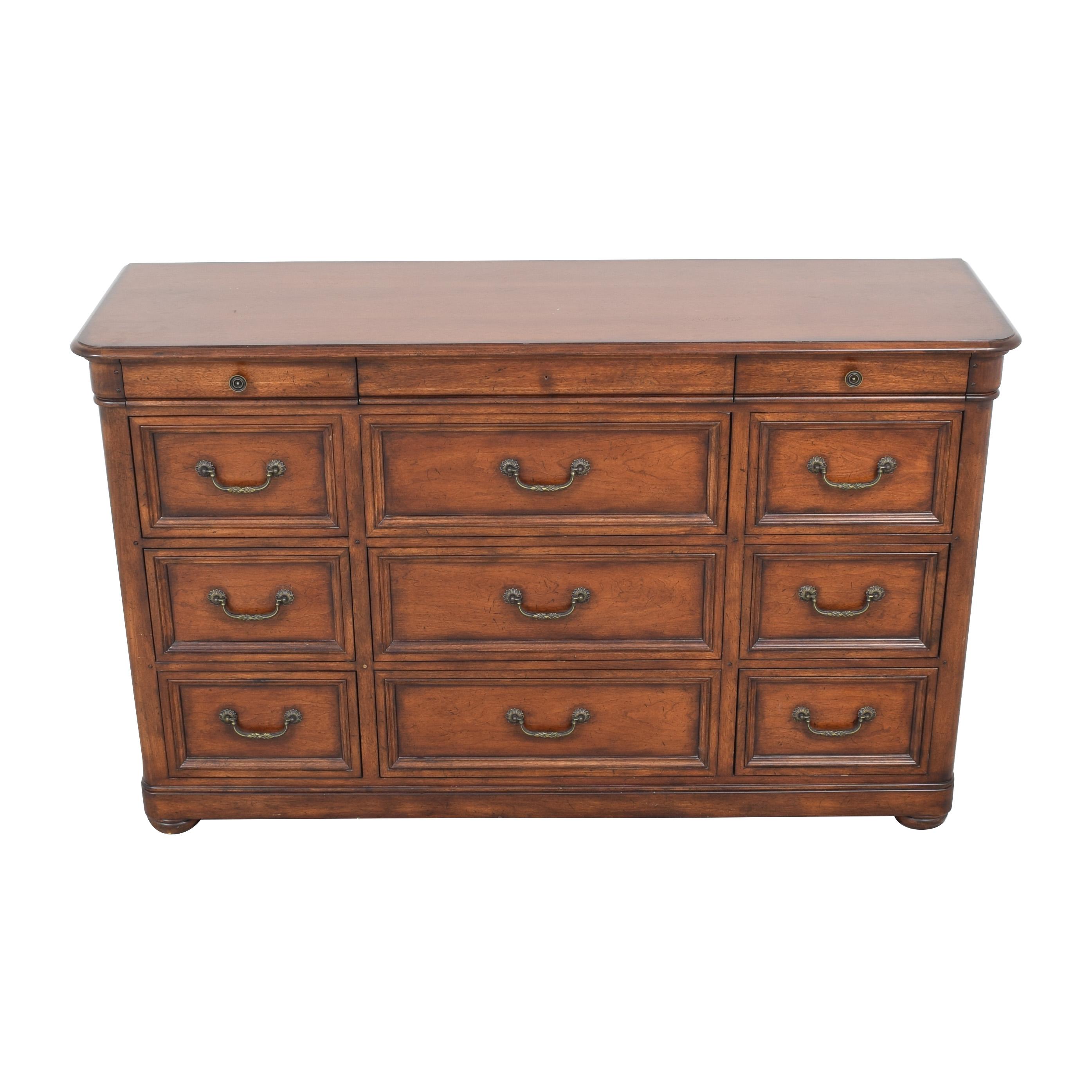 Twelve Drawer Triple Dresser price